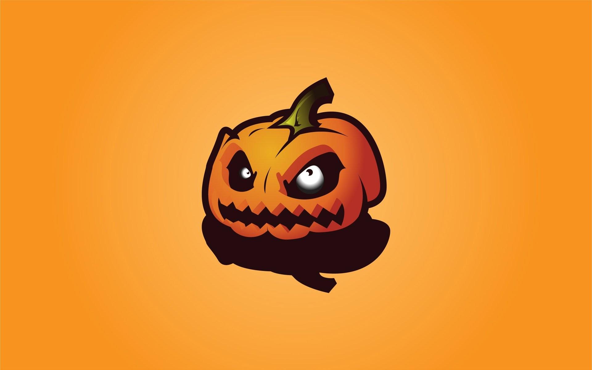 Res: 1920x1200, evil pumpkin