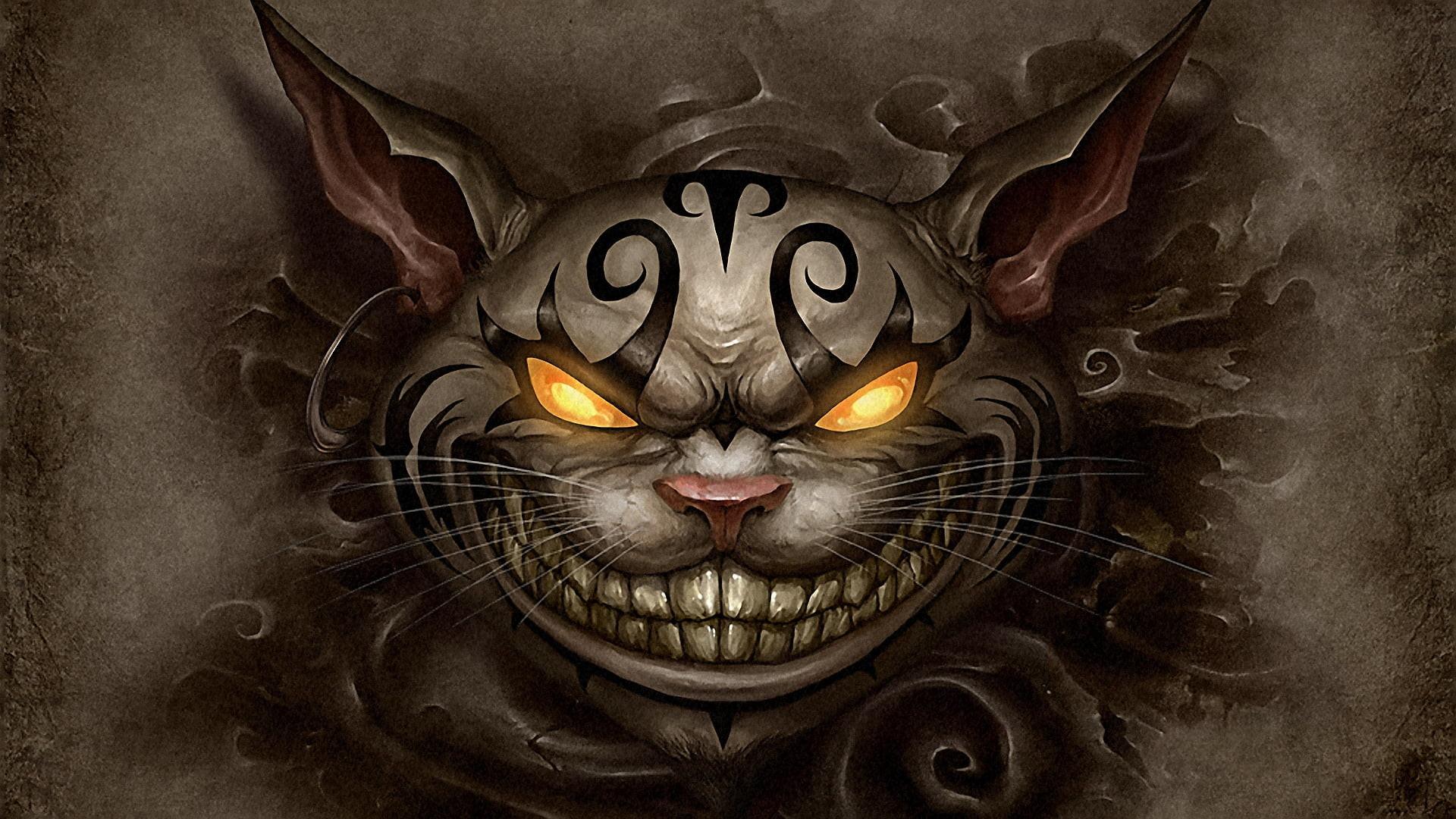 Res: 1920x1080, evil bat illustration HD wallpaper
