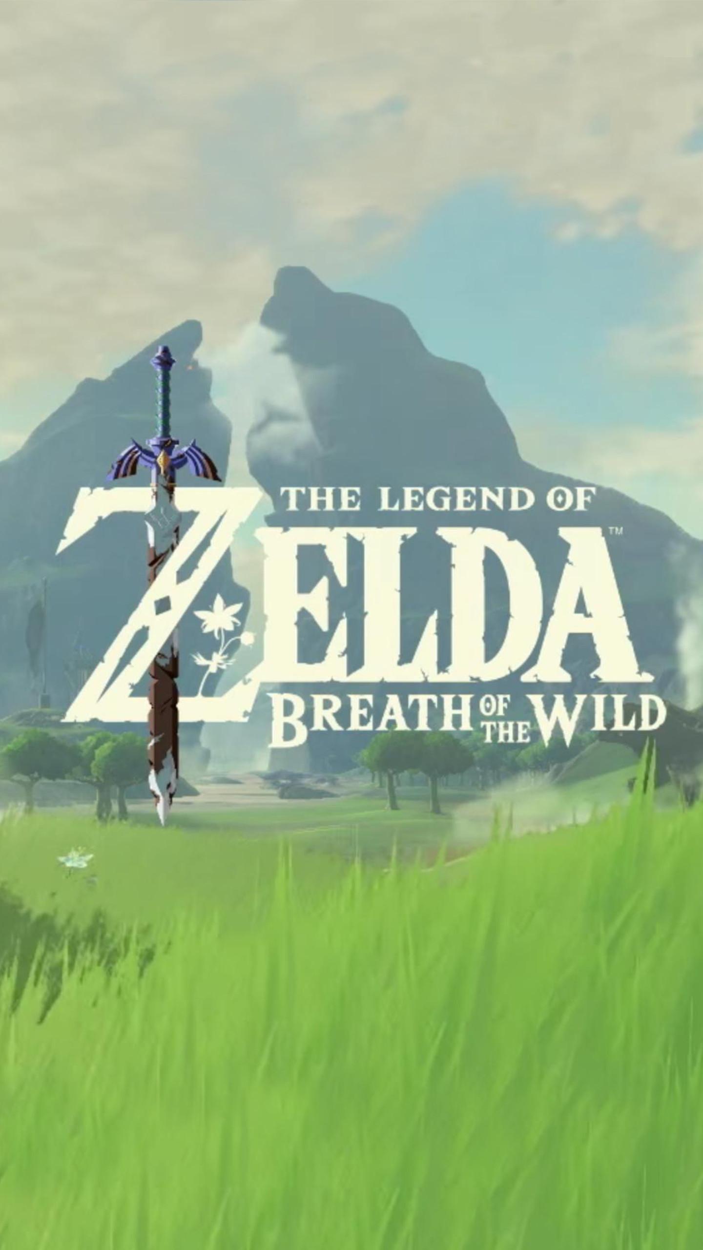 Res: 1440x2560, Zelda | basic mobile wallpaper