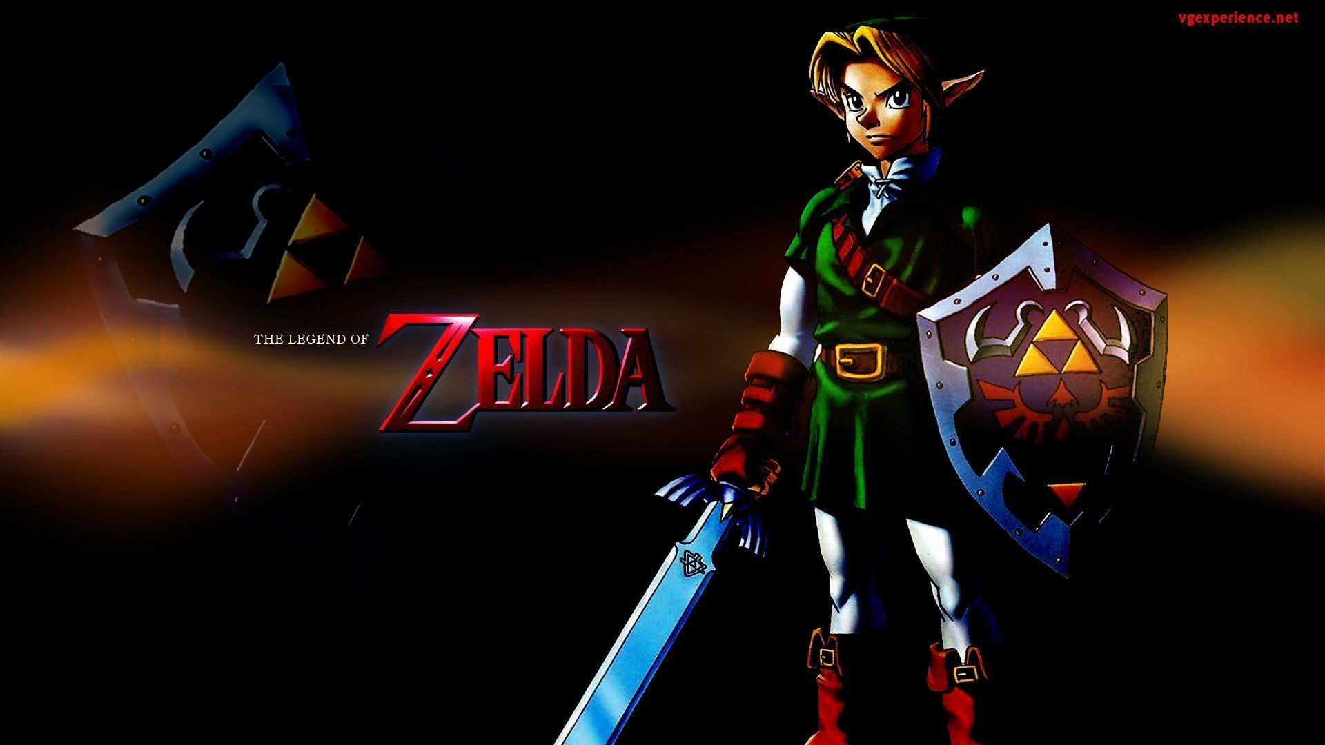 Res: 1920x1080, The Legend Of Zelda Ocarina Of Time Wallpapers Group