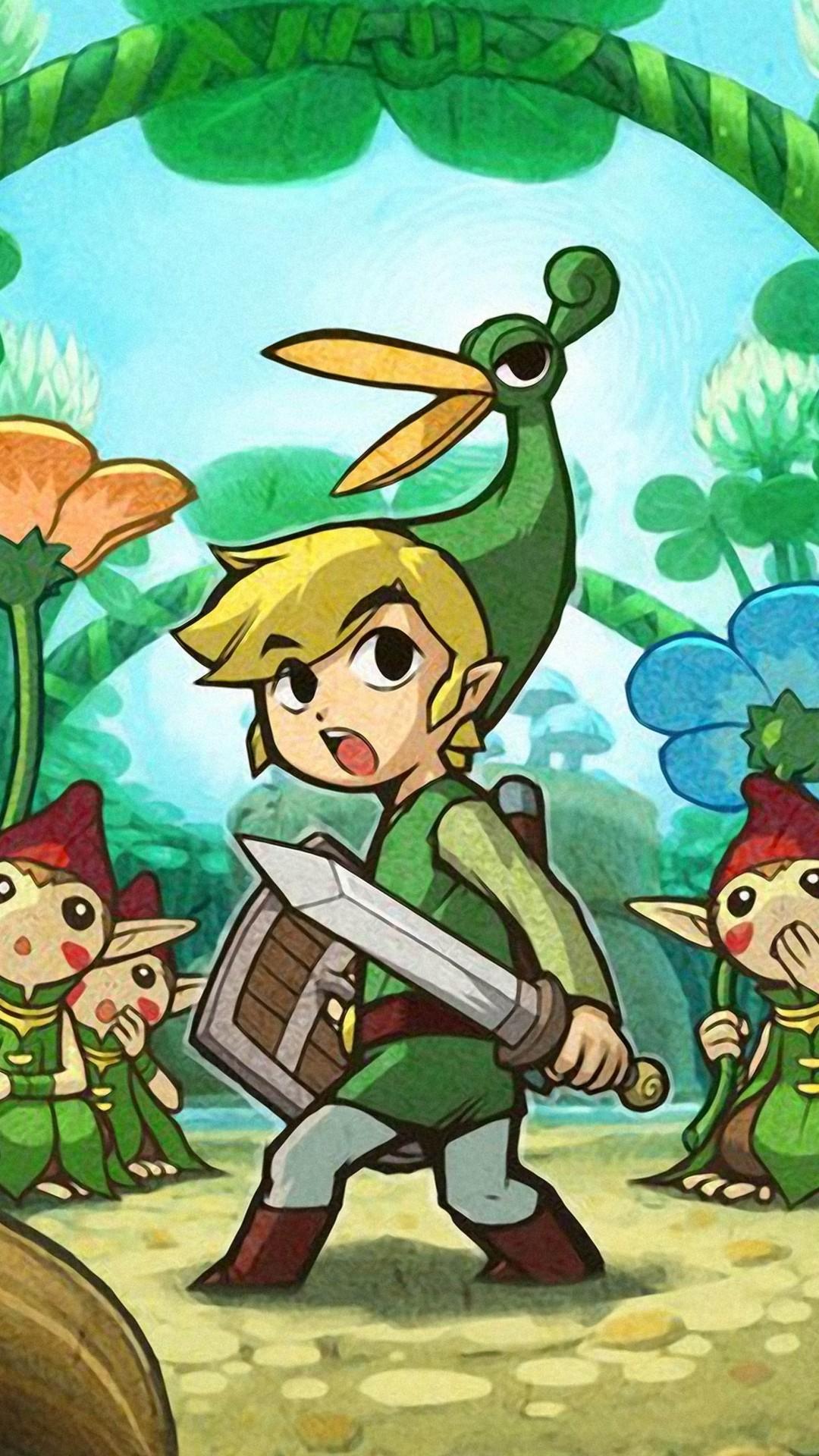 Res: 1080x1920, Zelda IPhone 6 Wallpaper,  - By Dante Nailor