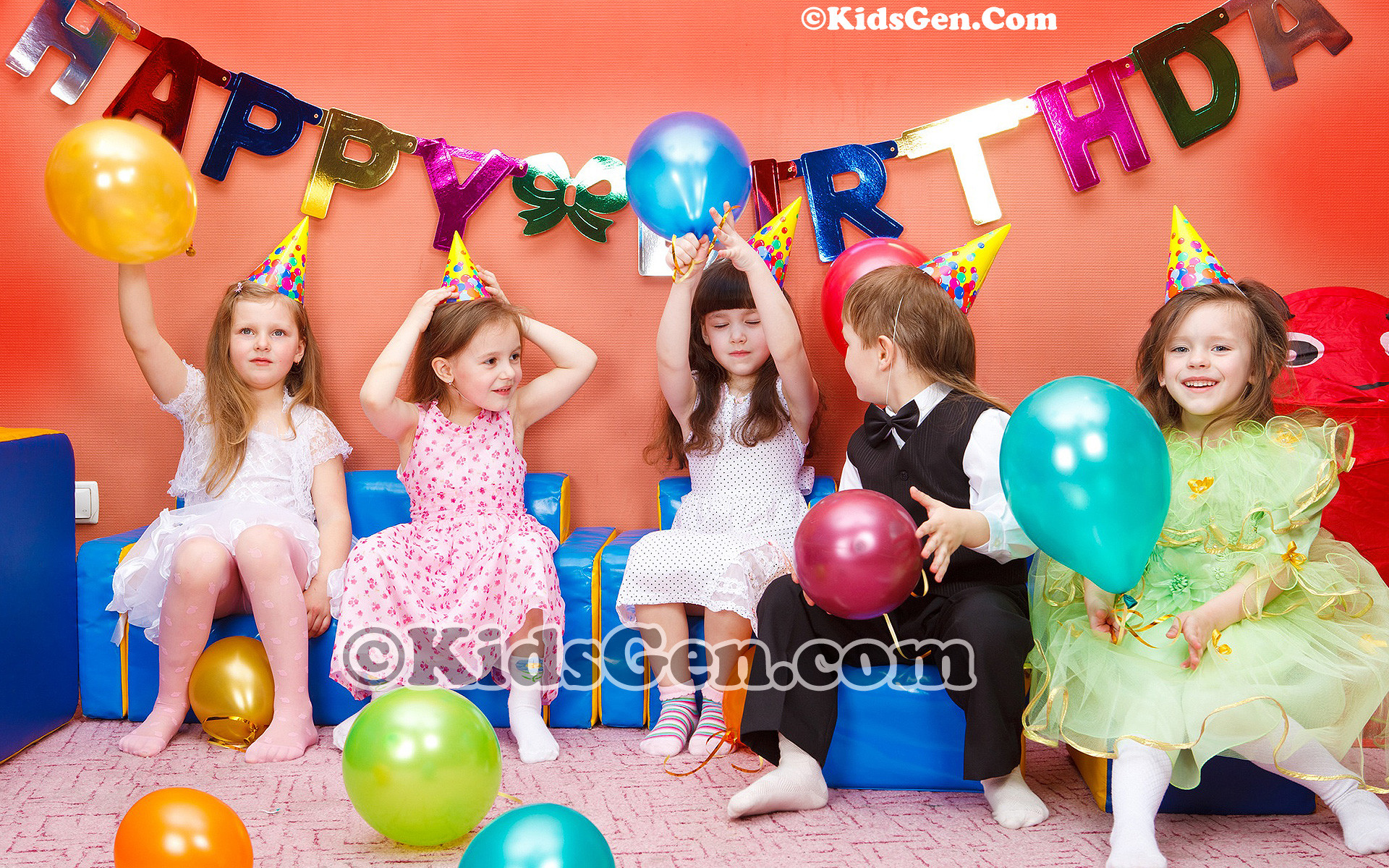 Res: 1920x1200, High Definition kids birthday celebration wallpaper
