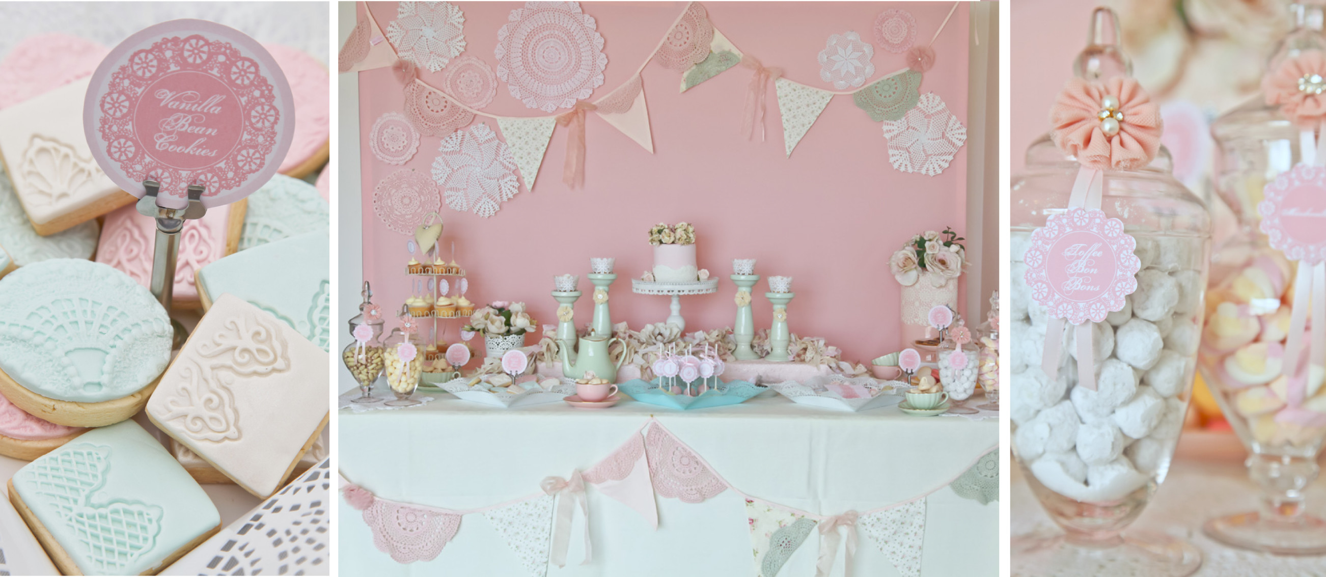 Res: 2604x1133, Collection of 17+ Retro Birthday Party Wallpaper
