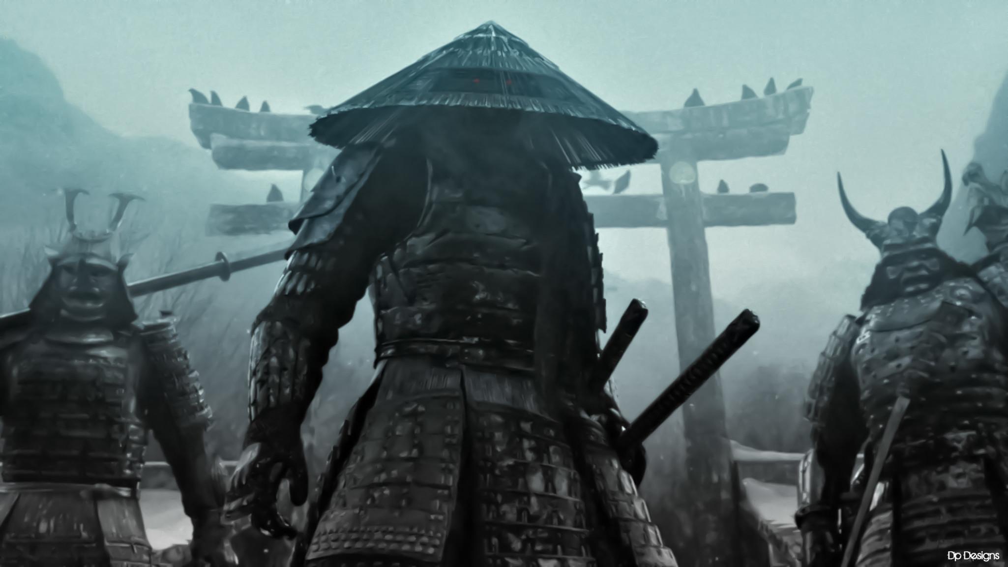 Res: 2050x1153, Filme - Sucker Punch Düster Samurai Filme Wallpaper