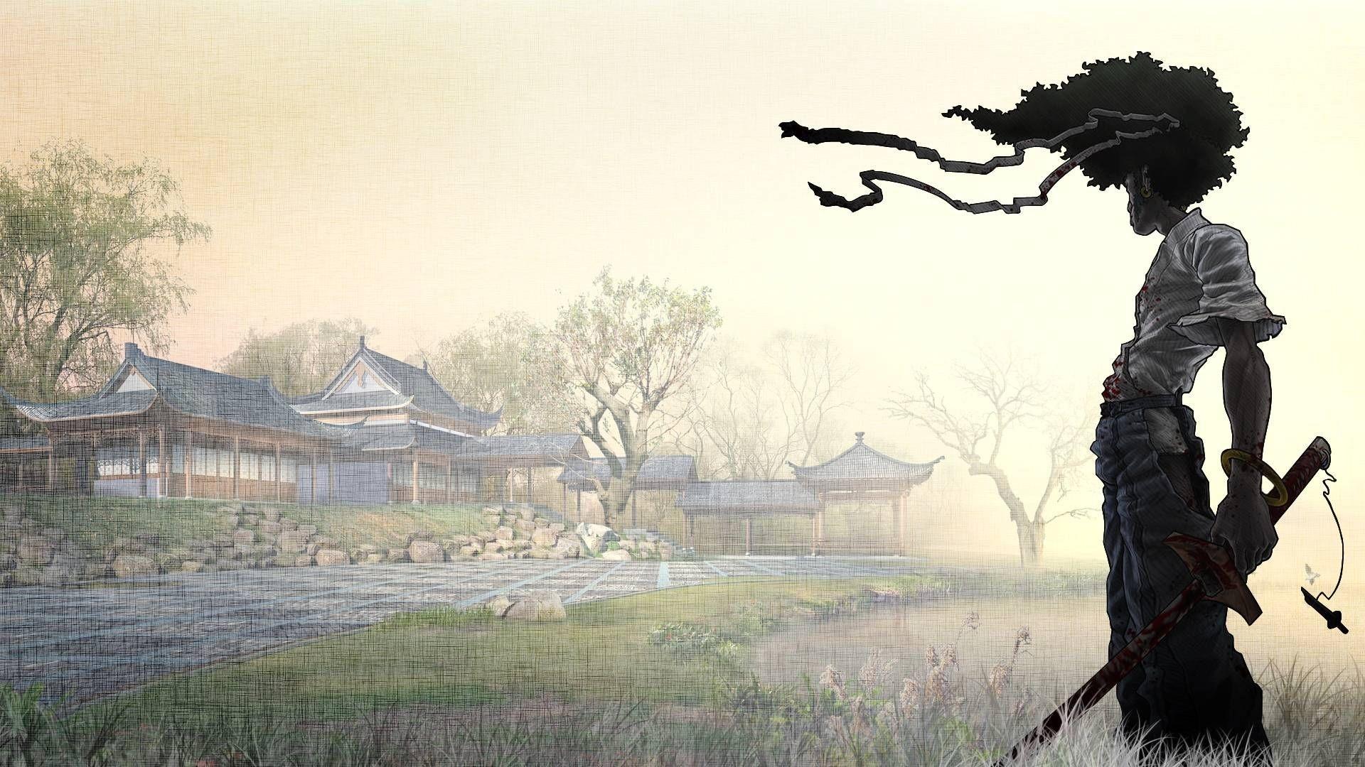 Res: 1920x1080, Afro Samurai Wallpapers HD - Wallpaper Cave