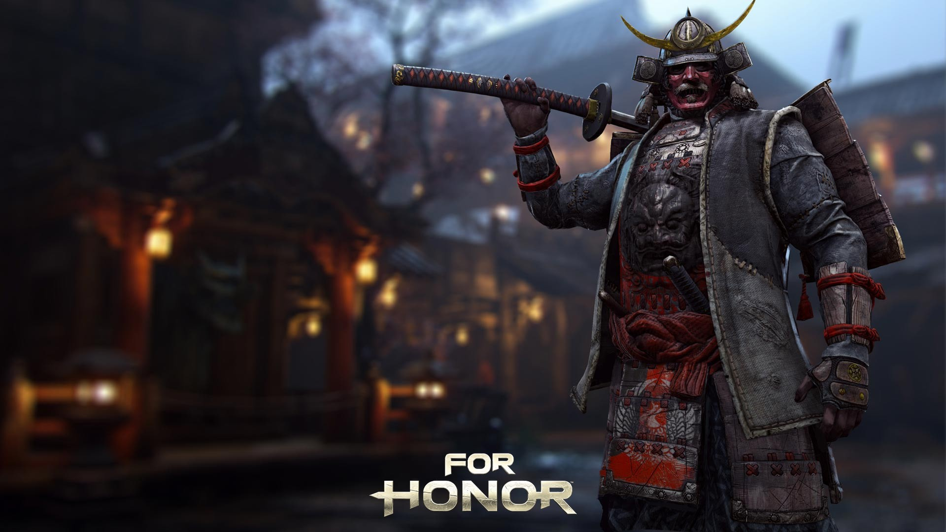 Res: 1920x1080, For Honor Samurai Warrior hd wallpaper