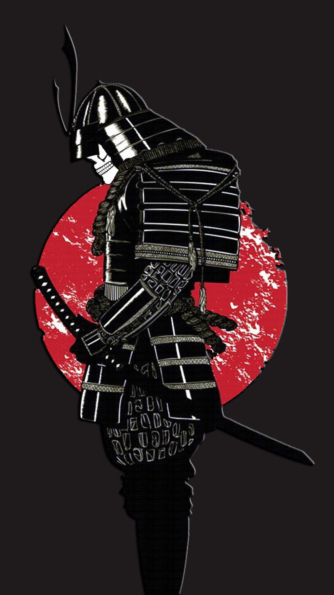 Res: 1080x1920, samurai ...