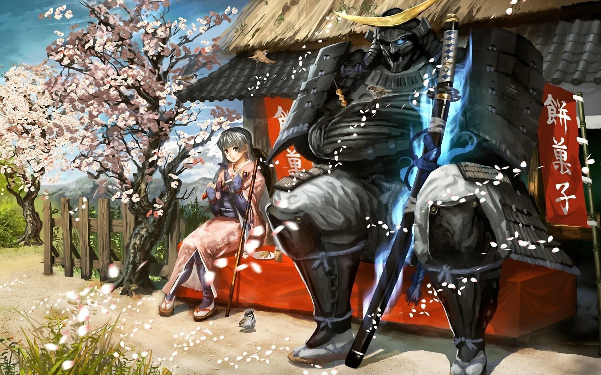 Res: 1920x1200, Anime Samurai Wallpaper Hd #1413 Wallpaper | kariswall.com