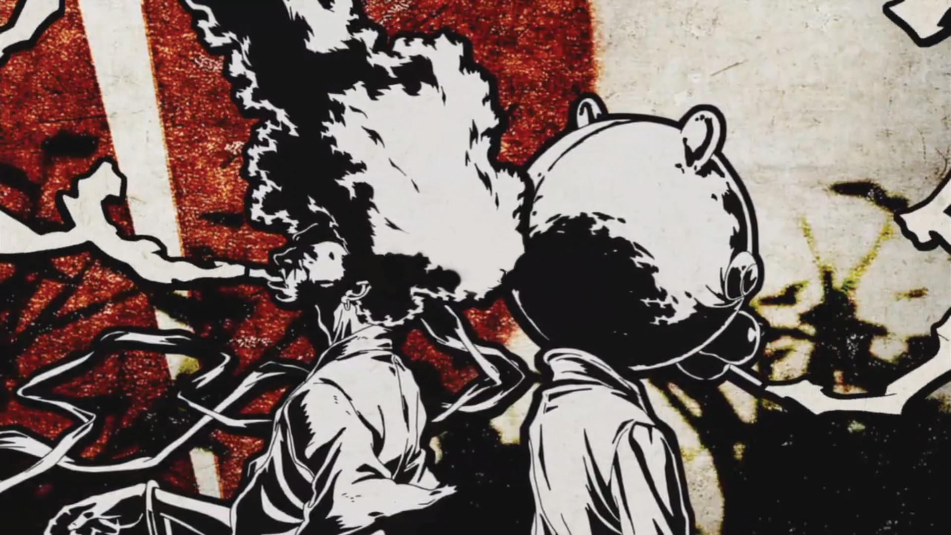Res: 1920x1080, Afro Samurai Wallpaper HD, ID: IGD315, Londa Rodriguez