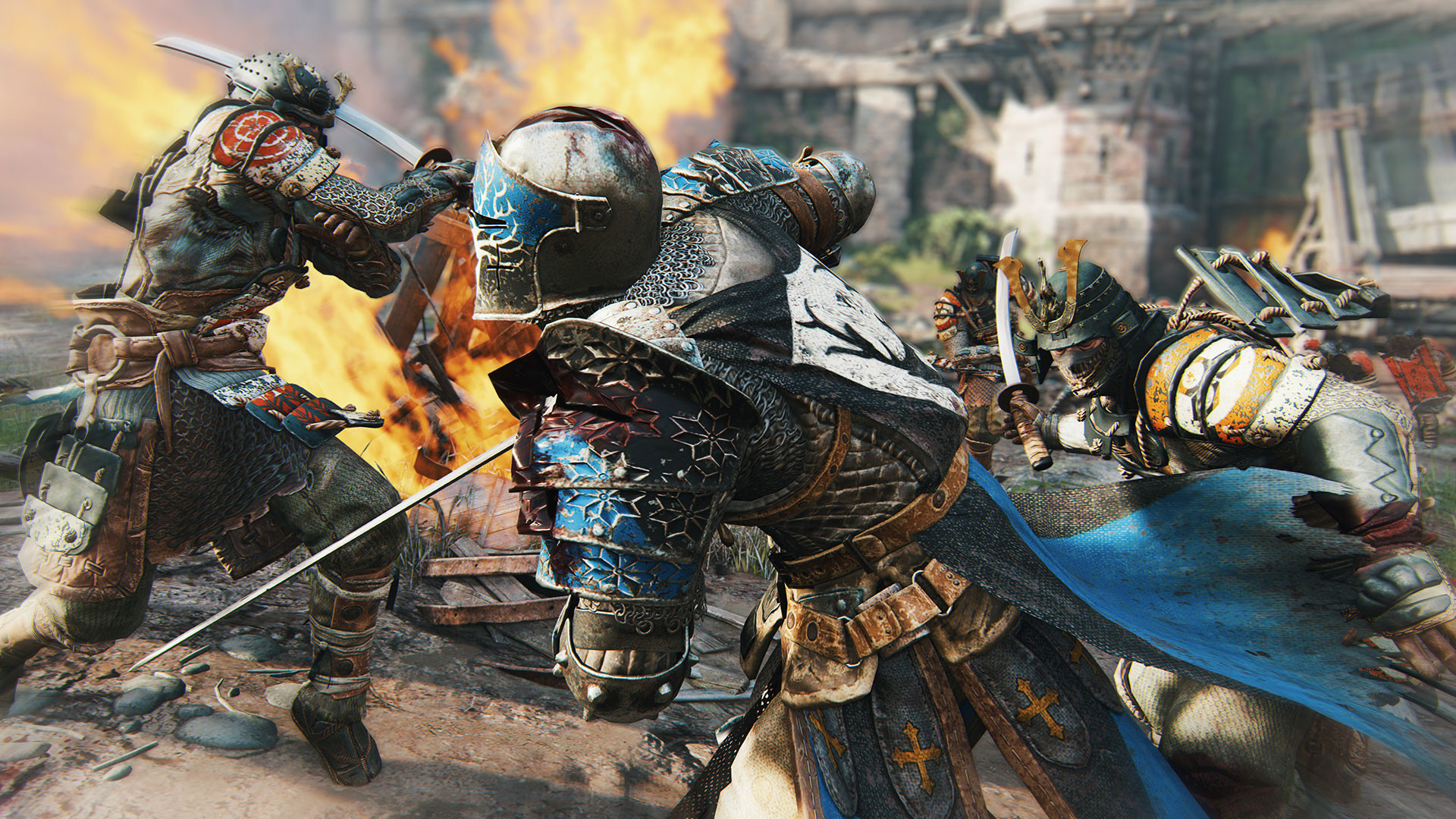 Res: 1920x1080, For Honor 4K Wallpaper ...