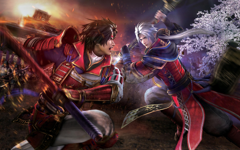 Res: 2880x1800, Samurai Warriors 4 Game