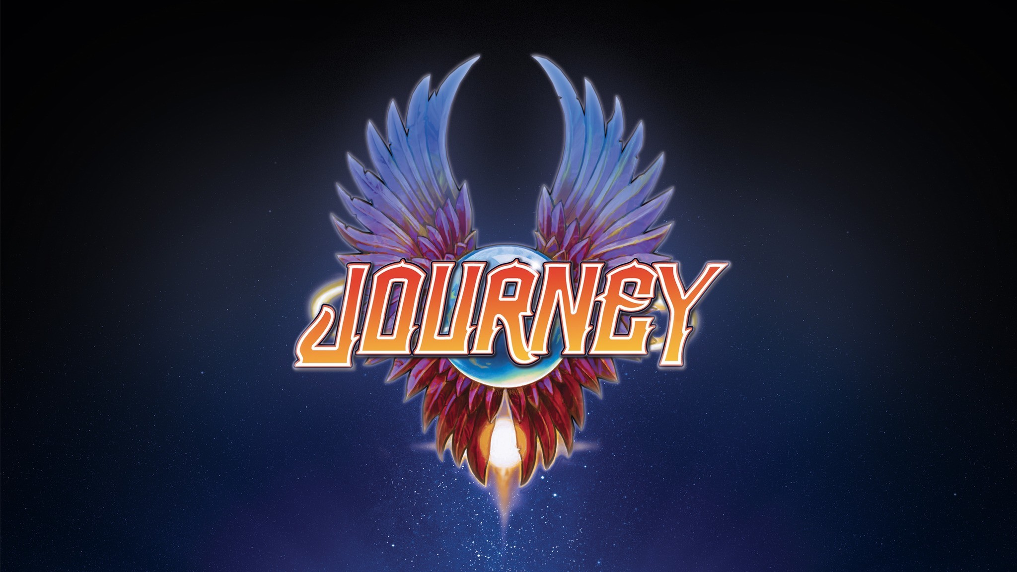 Res: 2048x1152, Journey & Def Leppard