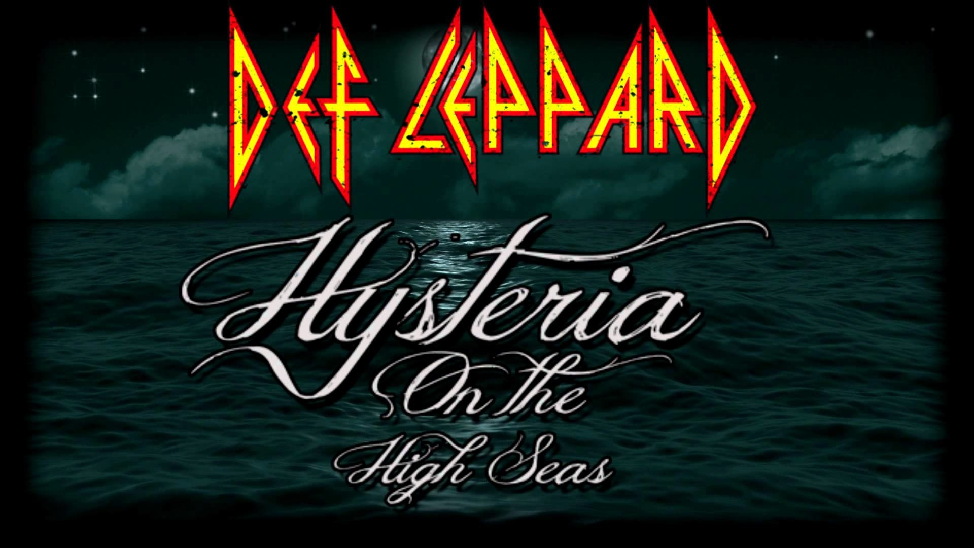 Res: 1920x1080, DEF LEPPARD - Hysteria On The High Seas Cruise (Official Trailer) - YouTube