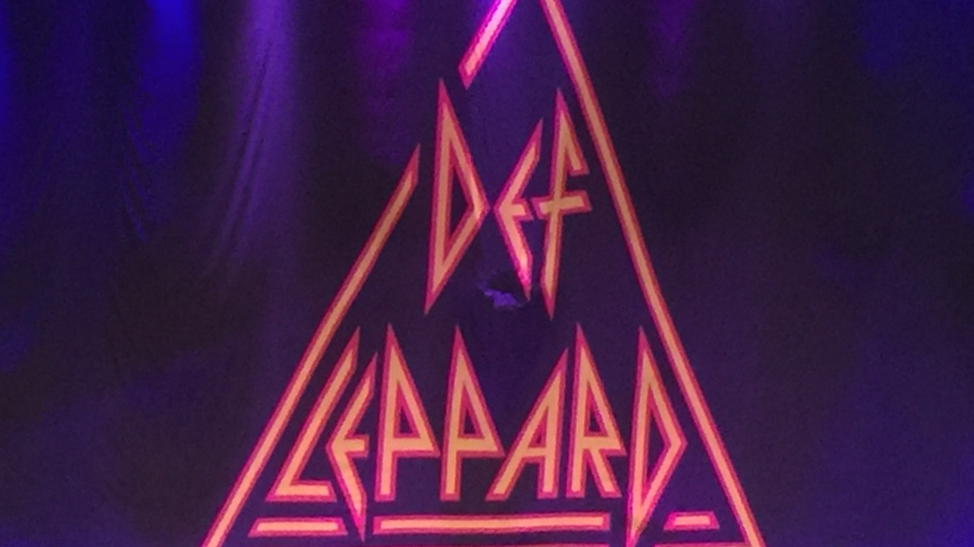 Res: 1920x1080, Rockin' with Def Leppard and Flashbacks from the 1980s