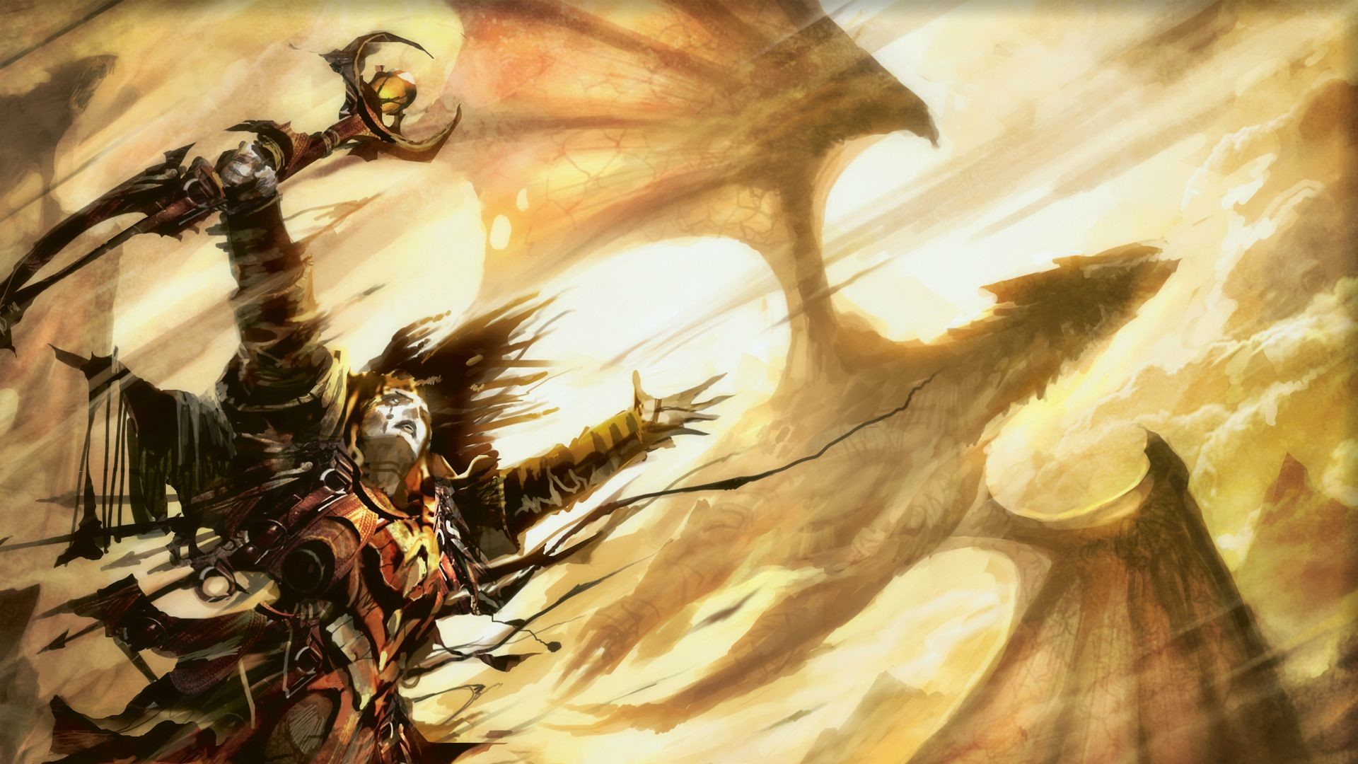 Res: 1920x1080, Magic: The Gathering - 150 Wallpapers ()
