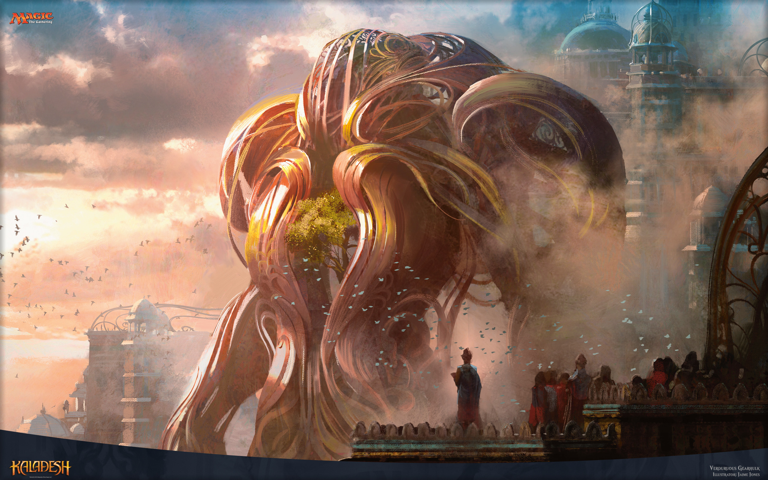 Res: 2560x1600, Magic the Gathering images Verdurous Gearhulk HD wallpaper and background  photos