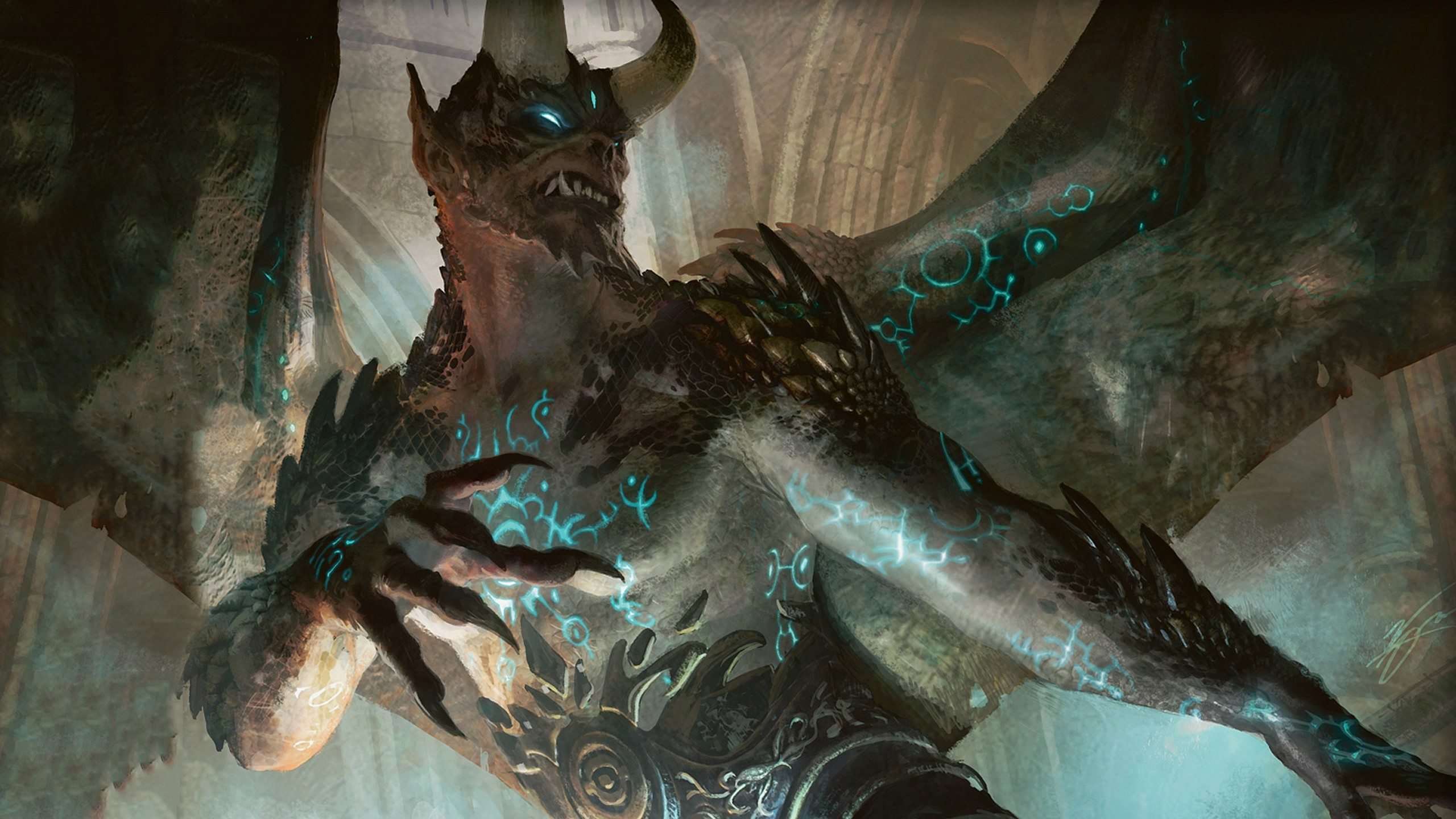 Res: 2560x1440, Game - Magic: The Gathering Wallpaper
