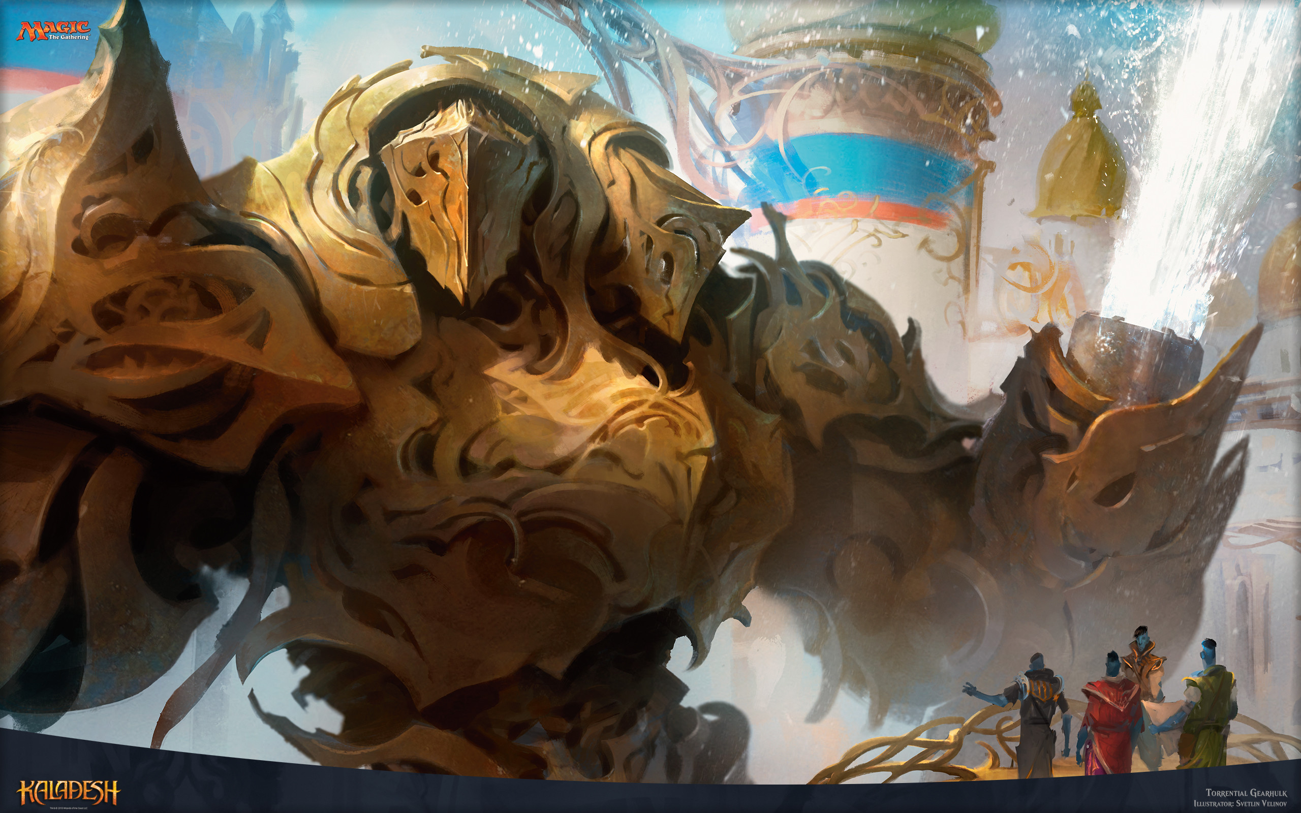 Res: 2560x1600, Magic the Gathering images Torrential Gearhulk HD wallpaper and background  photos