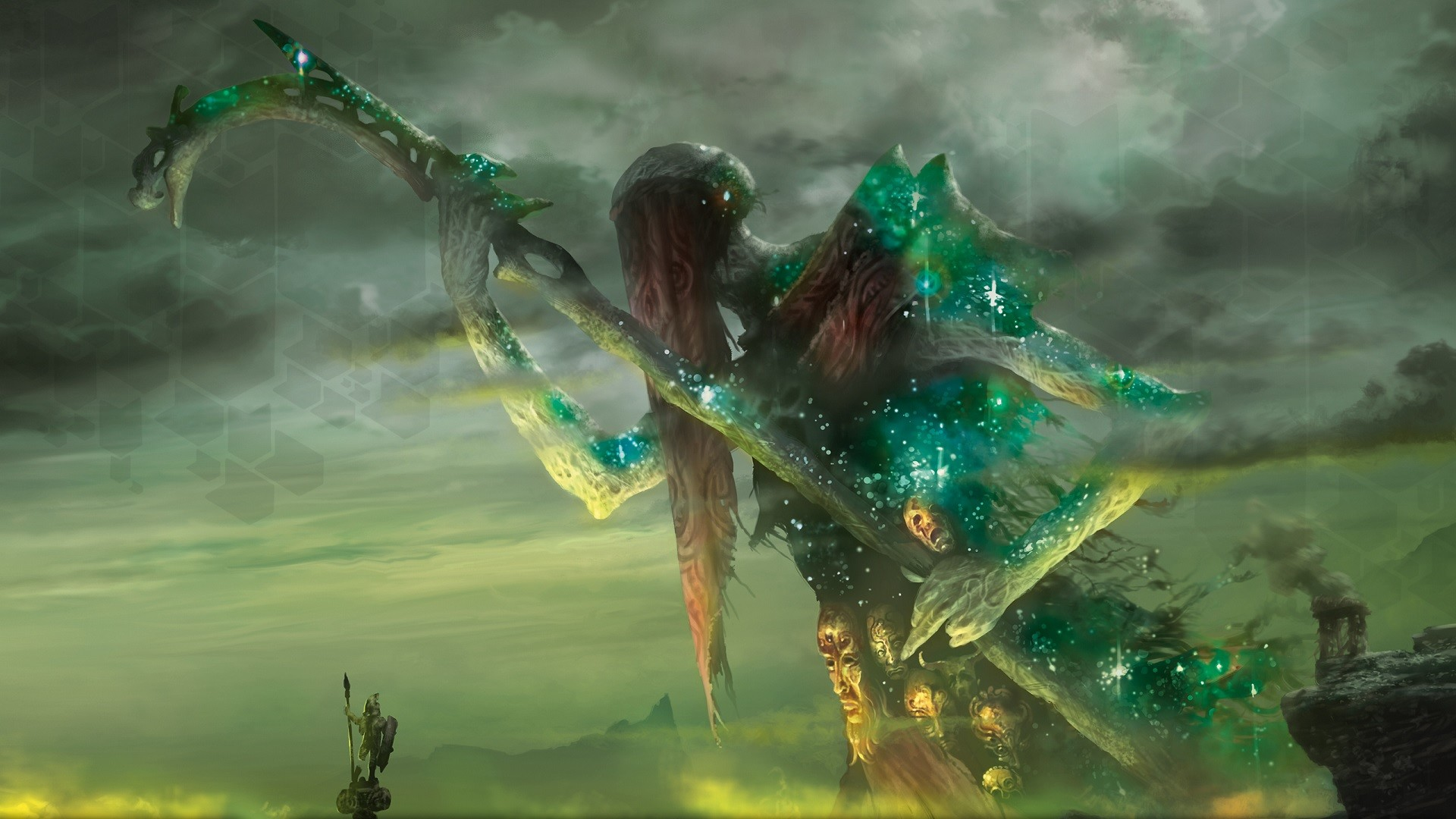 Res: 1920x1080, Magic: The Gathering HD Full HD Background