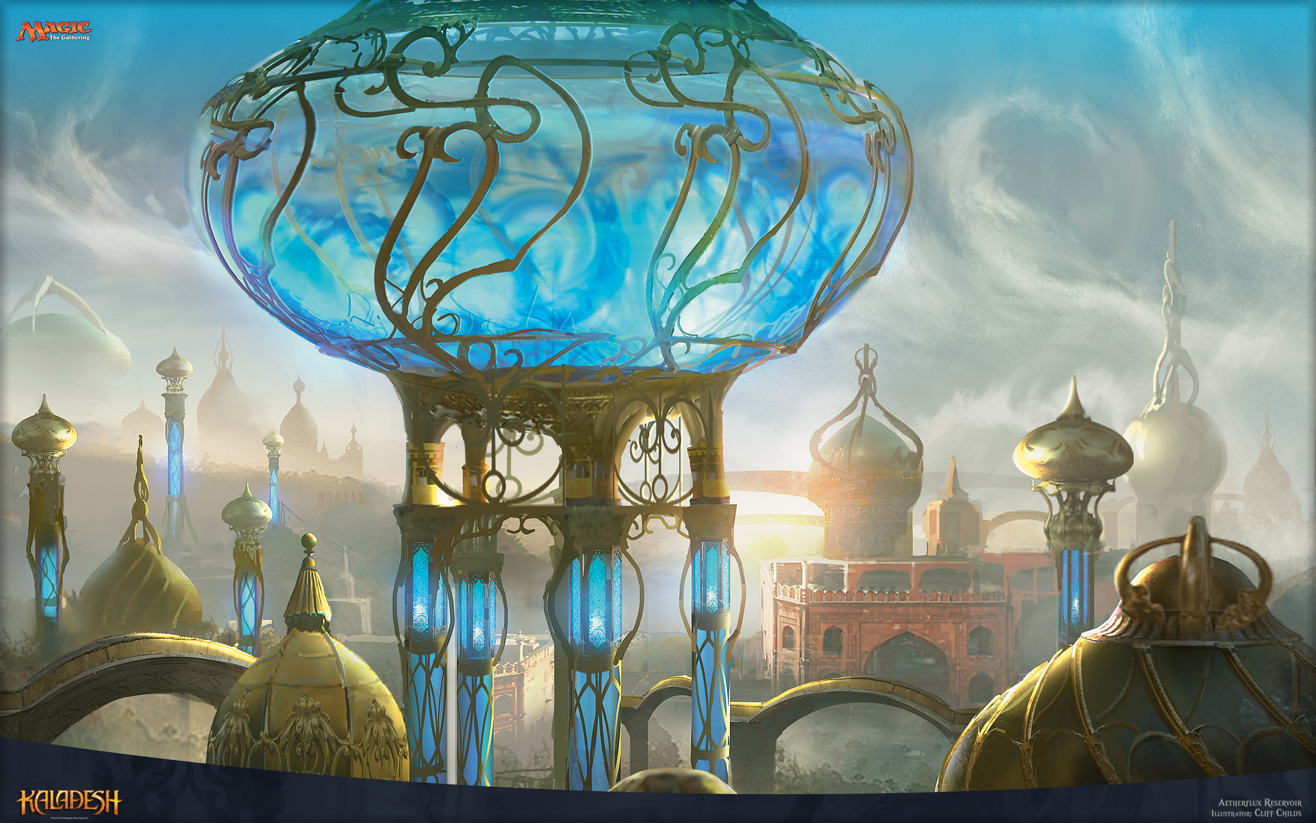Res: 2560x1600, Magic the Gathering images Aetherflux Reservoir HD wallpaper and background  photos