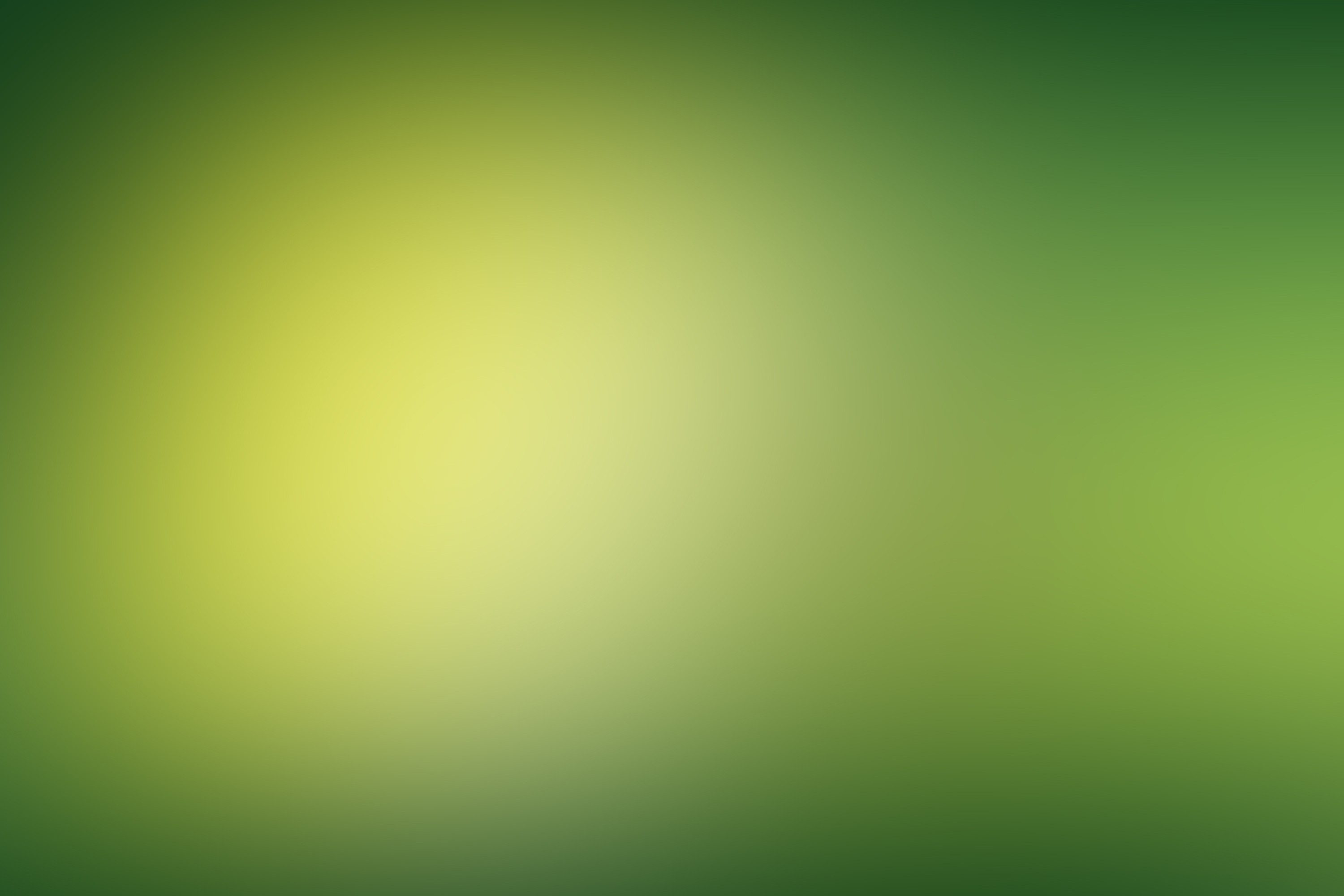 Res: 3000x2000, Soft glow green gradient