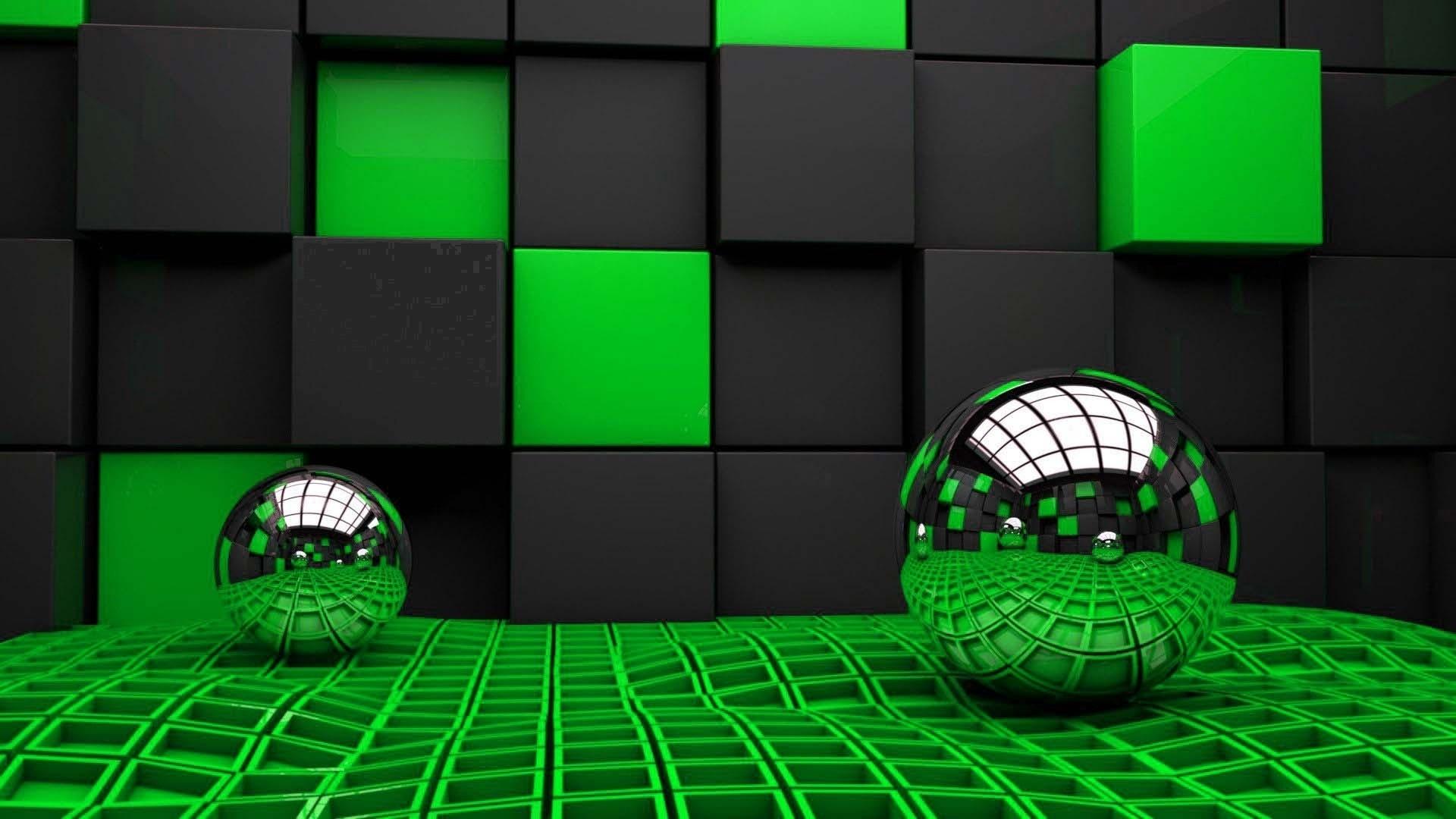 Res: 1920x1080, green and black wallpaper hd black abstract green glow desktop wallpaper  59476008