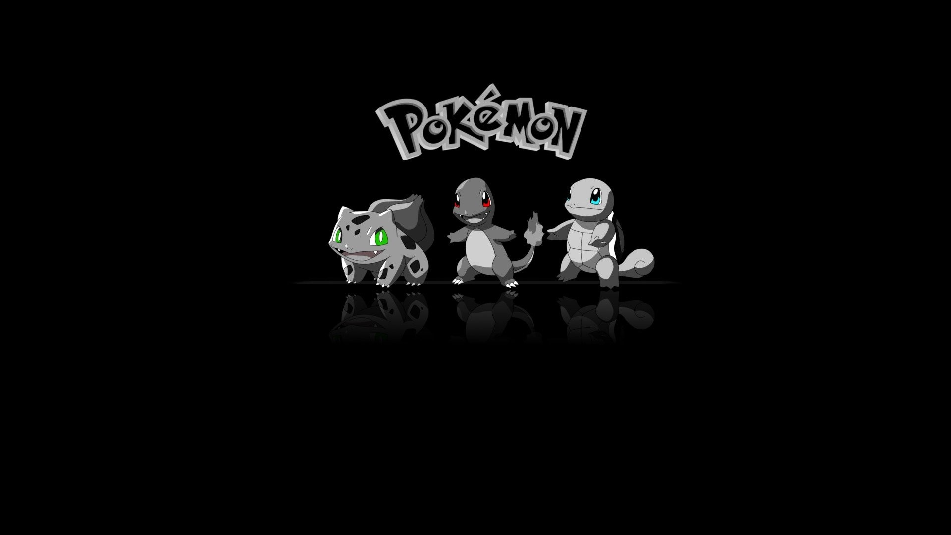 Res: 1920x1080, Pokemon, Charmander, Bulbasaur, Squirtle HD Wallpapers / Desktop and Mobile  Images & Photos