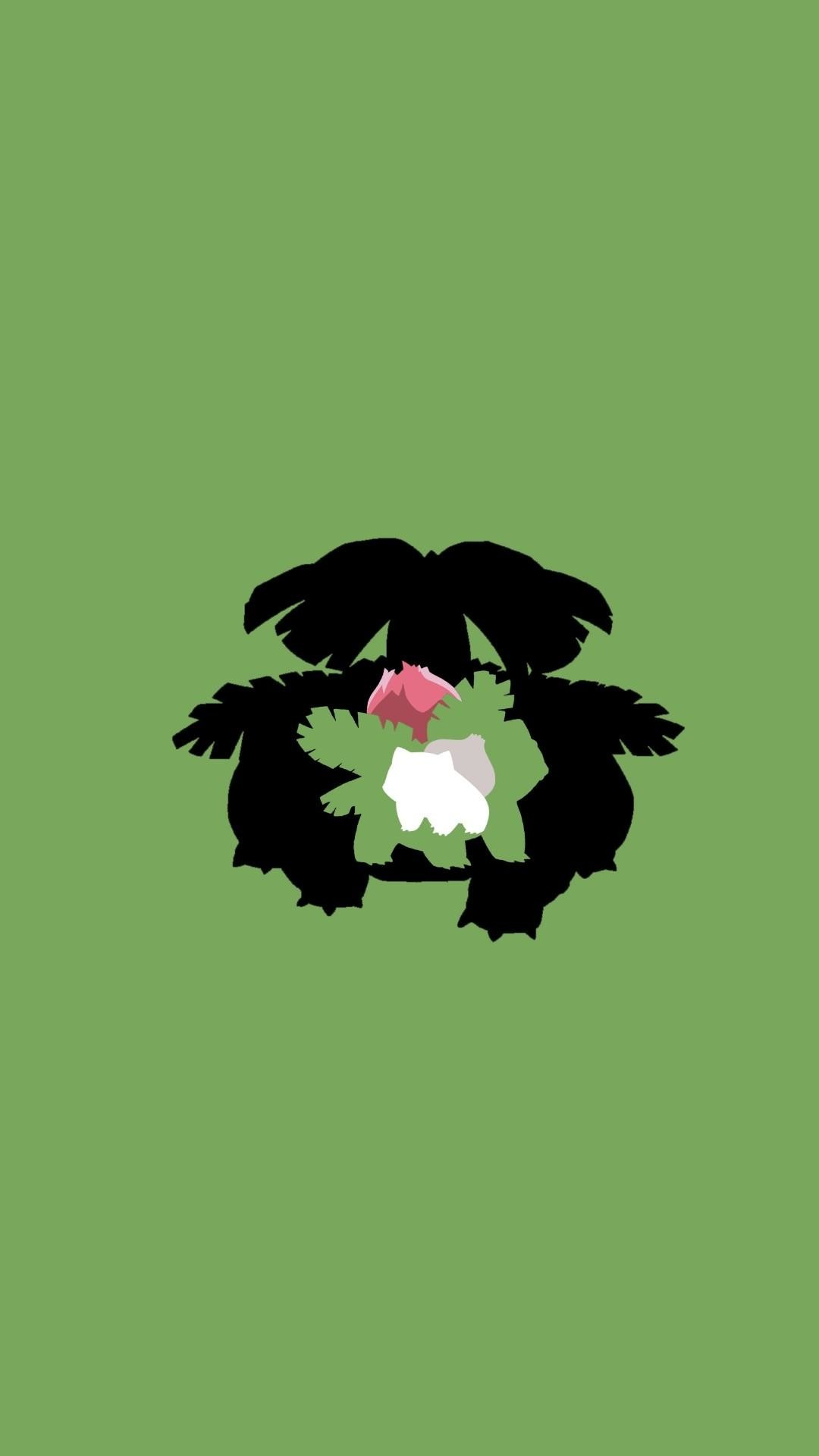 Res: 1080x1920, Bulbasaur Evolution Wallpaper [1080×1920] ...