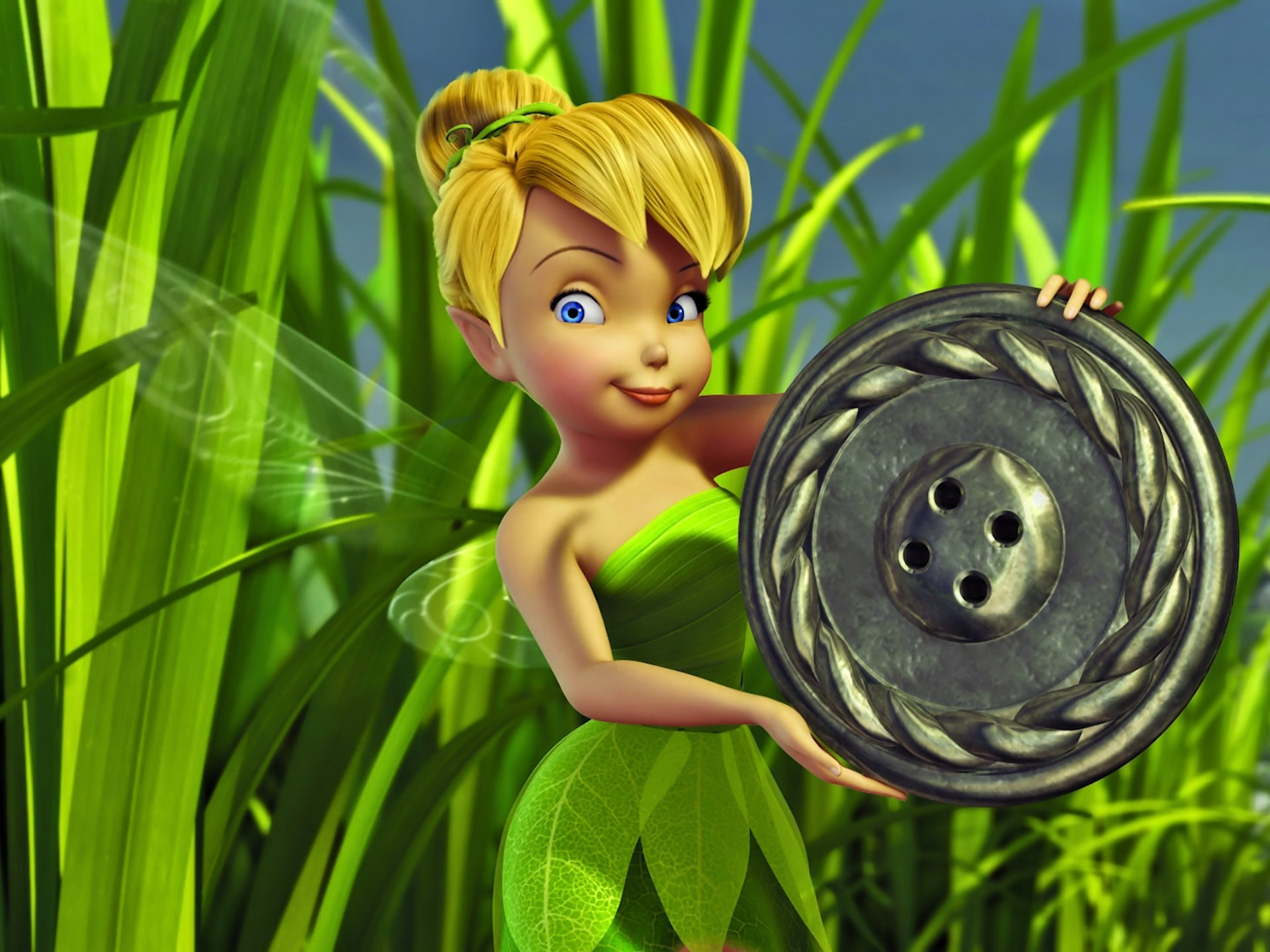 Res: 1920x1440, TinkerBell wallpaper hd free download