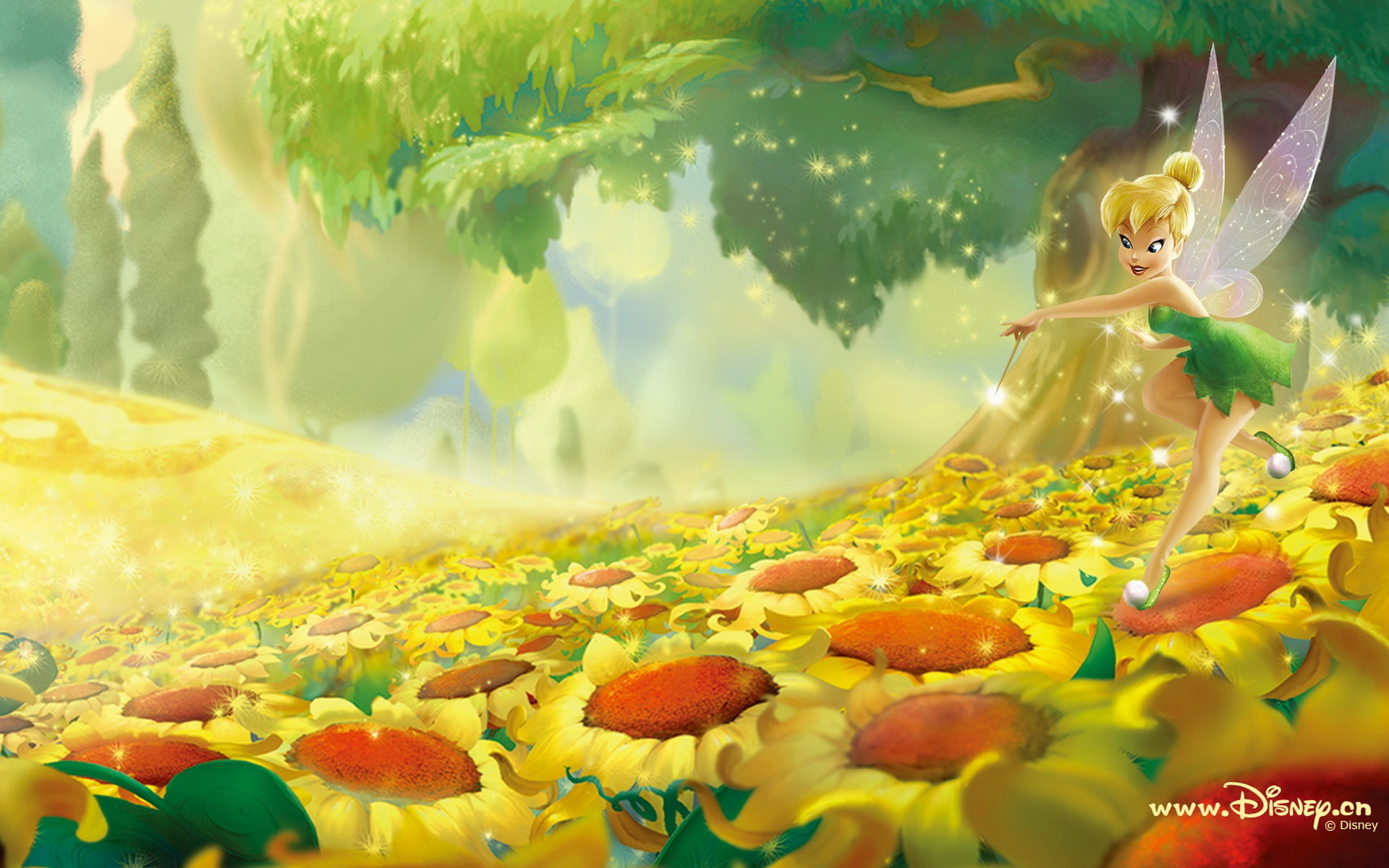 Res: 1920x1200, Tinker Bell Wallpapers