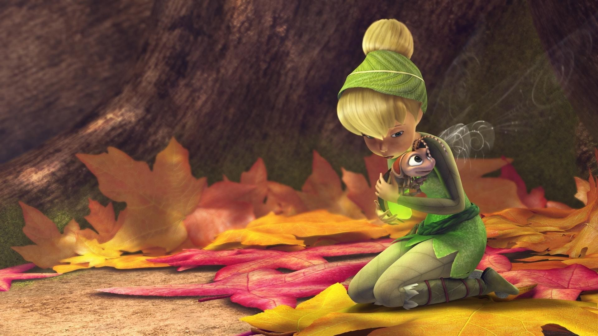 Res: 1920x1080, Tinker Bell and the Lost Treasure Wallpapers 3 - 1920 X 1080