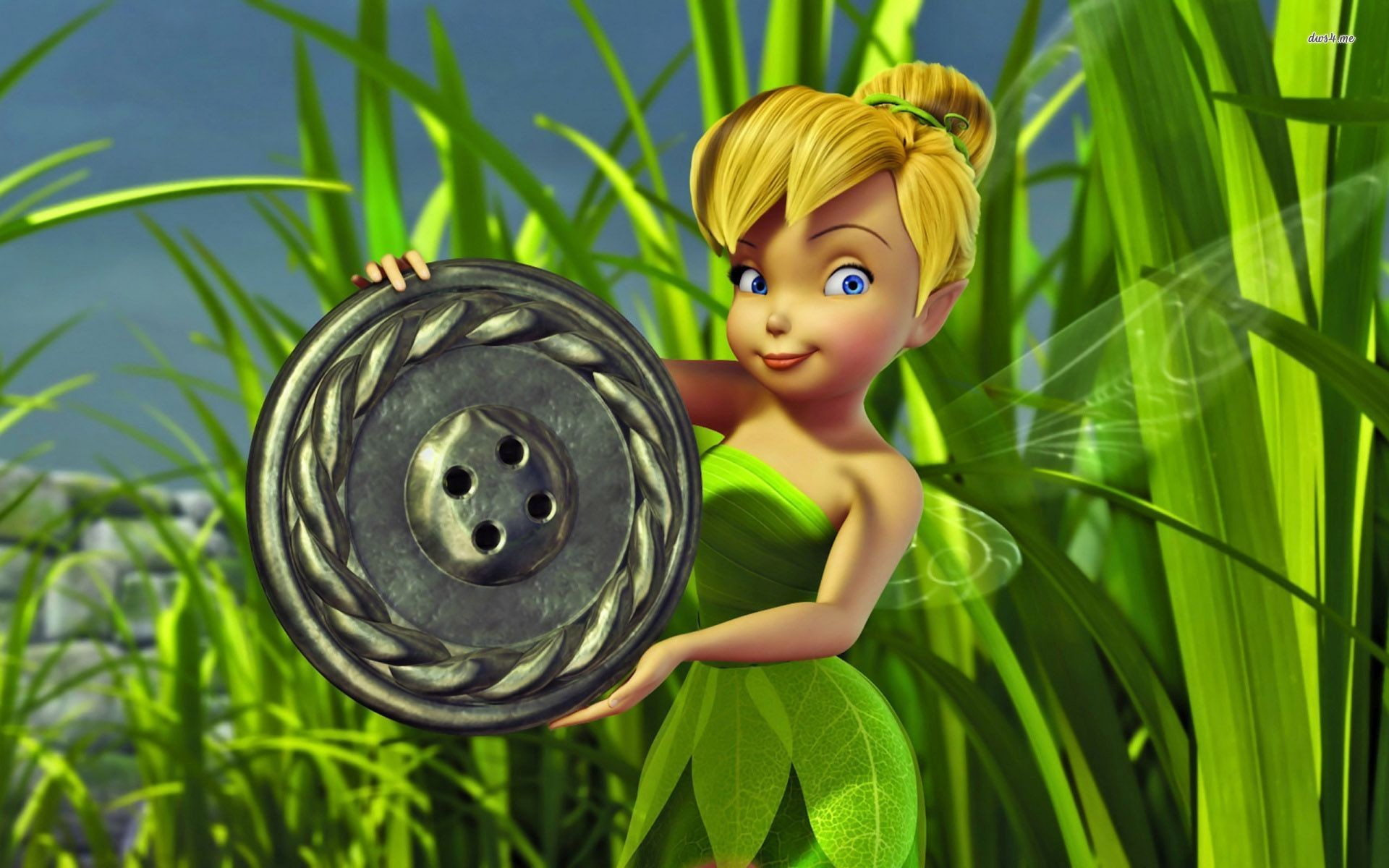 Res: 1920x1200, ... Tinker Bell And The Great Fairy Rescue wallpaper  ...