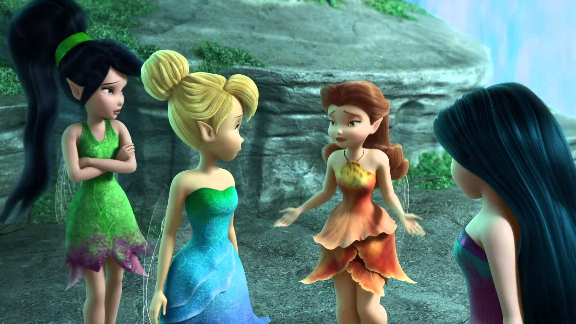 Res: 1920x1080, Tinker Bell - Tinker Bell and the Pirate Fairy Sneak Peek 1080p