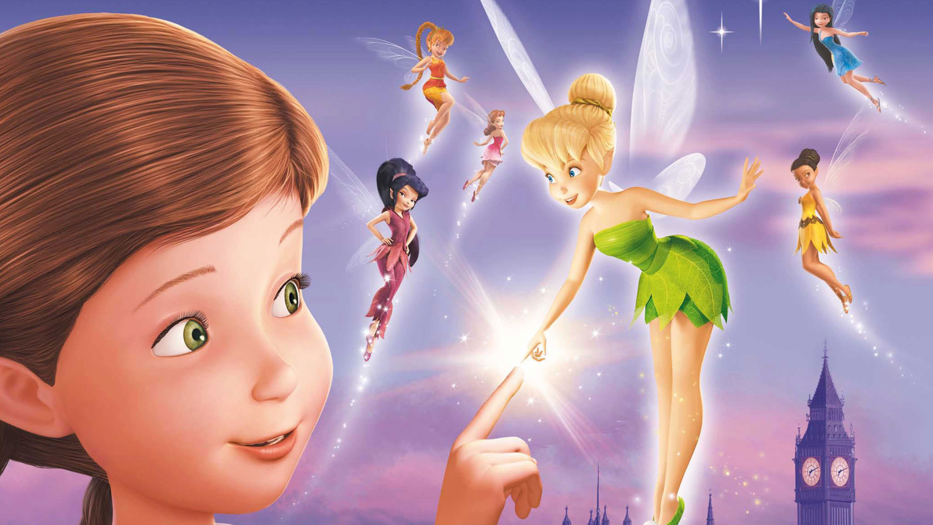 Res: 1920x1080, Movie Review – Tinker Bell & The Great Fairy Rescue (Mini Review)