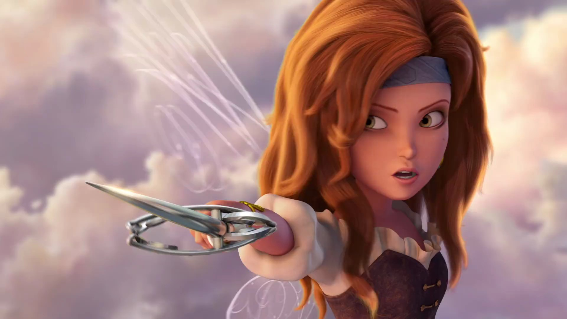 Res: 1920x1080, Zarina, who briefly runs away, returns with perfect hair. [Disney]