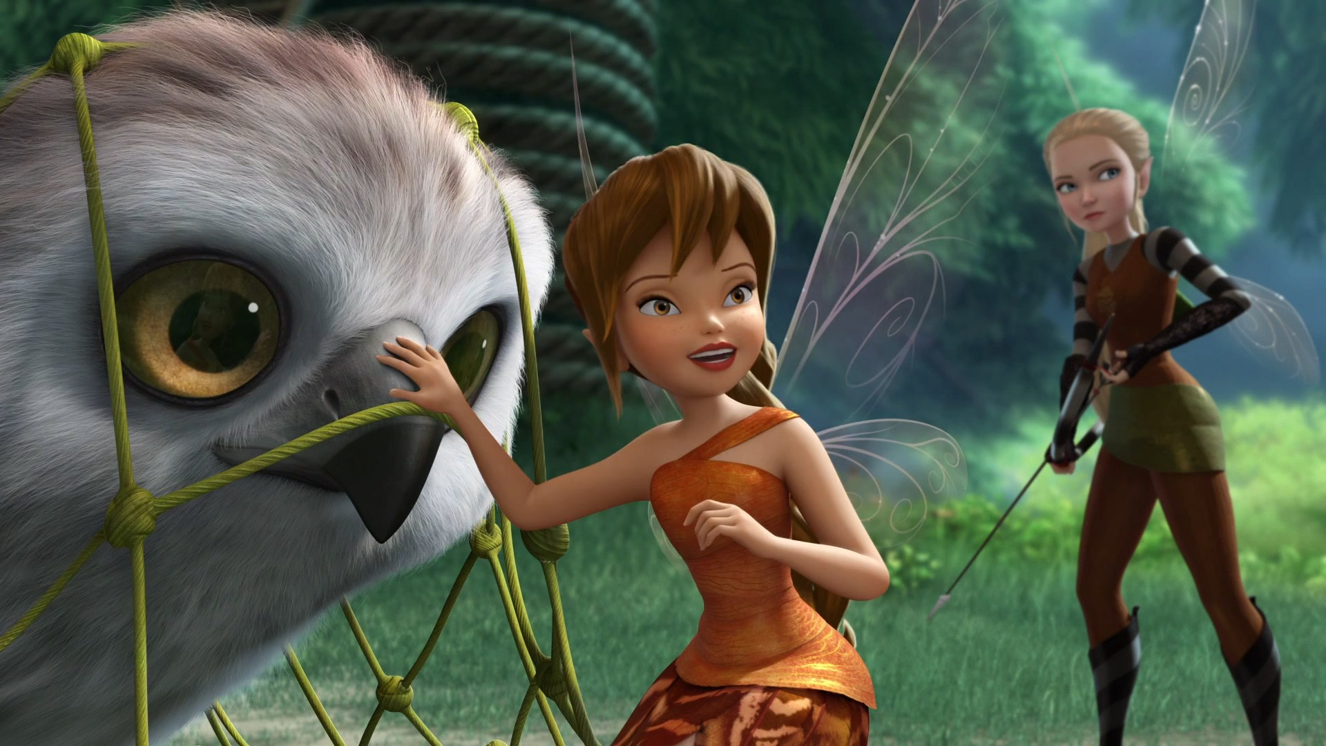 Res: 1920x1080, Tinker Bell and the Legend of the NeverBeast Wallpapers 15 - 1920 X 1080