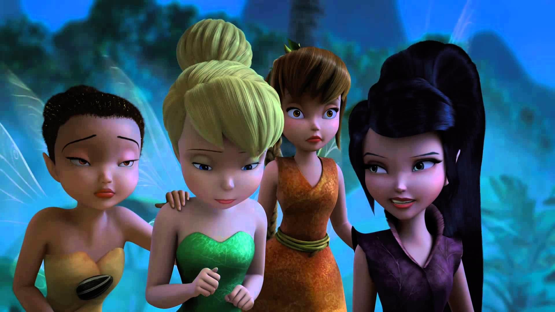 Res: 1920x1080, Disney's TINKER BELL AND THE PIRATE FAIRY | Official HD Trailer - YouTube