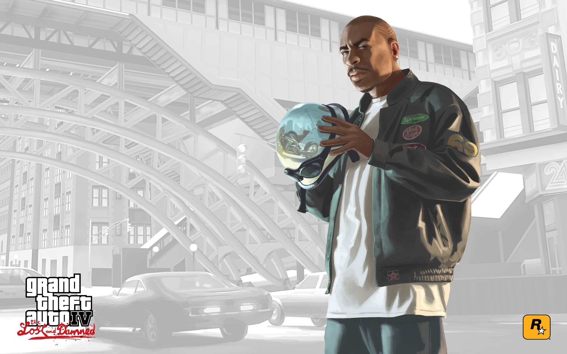 Res: 1920x1200, GTA The Lost And Damned Wallpaper GTA IV Games Wallpapers