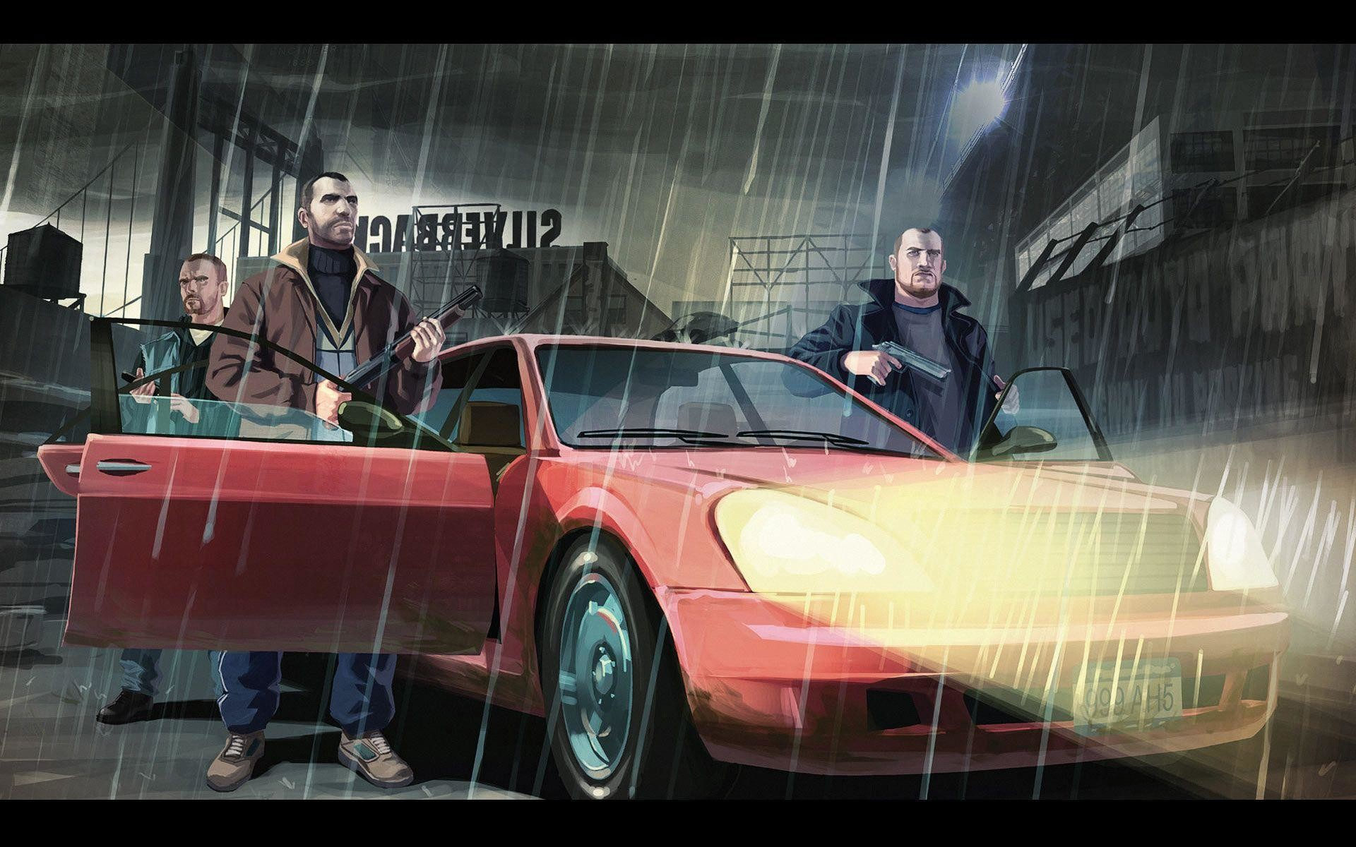 Res: 1920x1200, Most Downloaded Gta 4 Wallpapers - Full HD wallpaper search