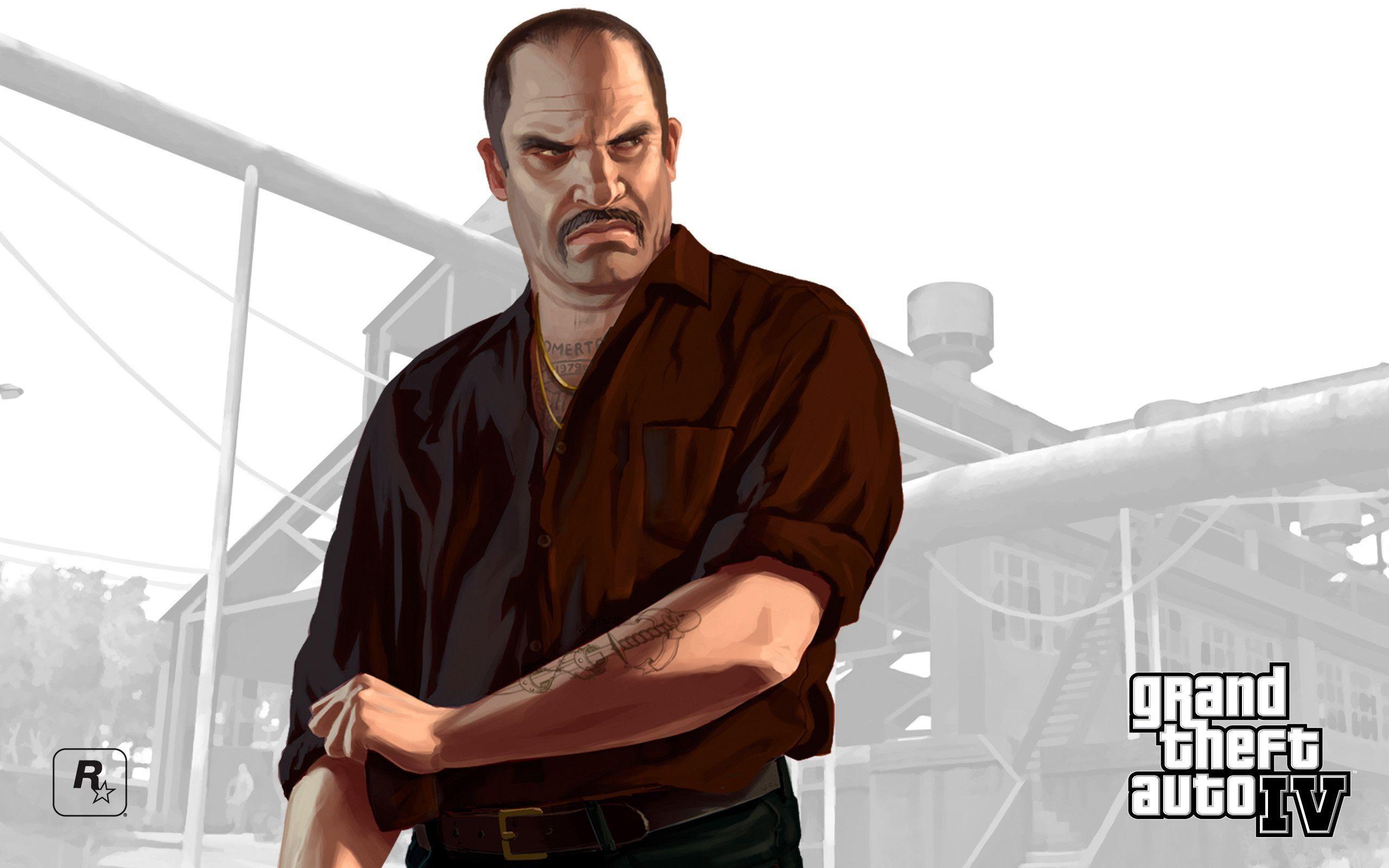 Res: 2560x1600, Wallpapers de GTA IV y diferentes expansiones [Megapost] - Taringa!