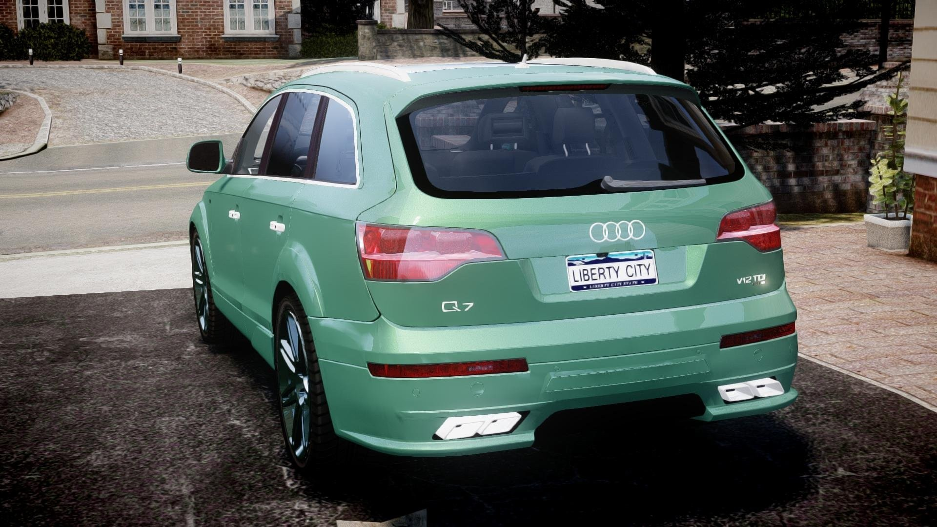 Res: 1920x1080, Video games cars grand theft auto gta iv wallpaper