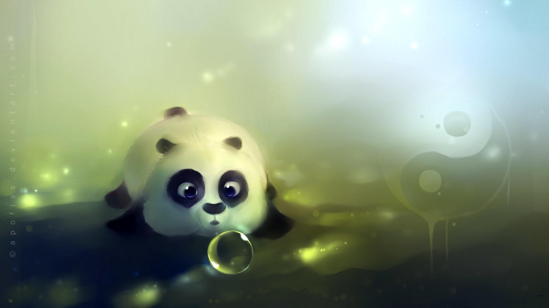 Res: 1920x1080, HD Wallpaper   Background Image ID:145977.  Animal Panda