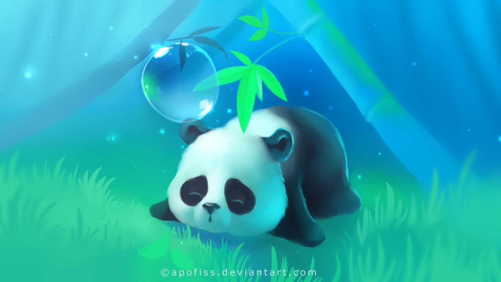 Res: 1920x1080, Cartoon Panda Wallpapers 24