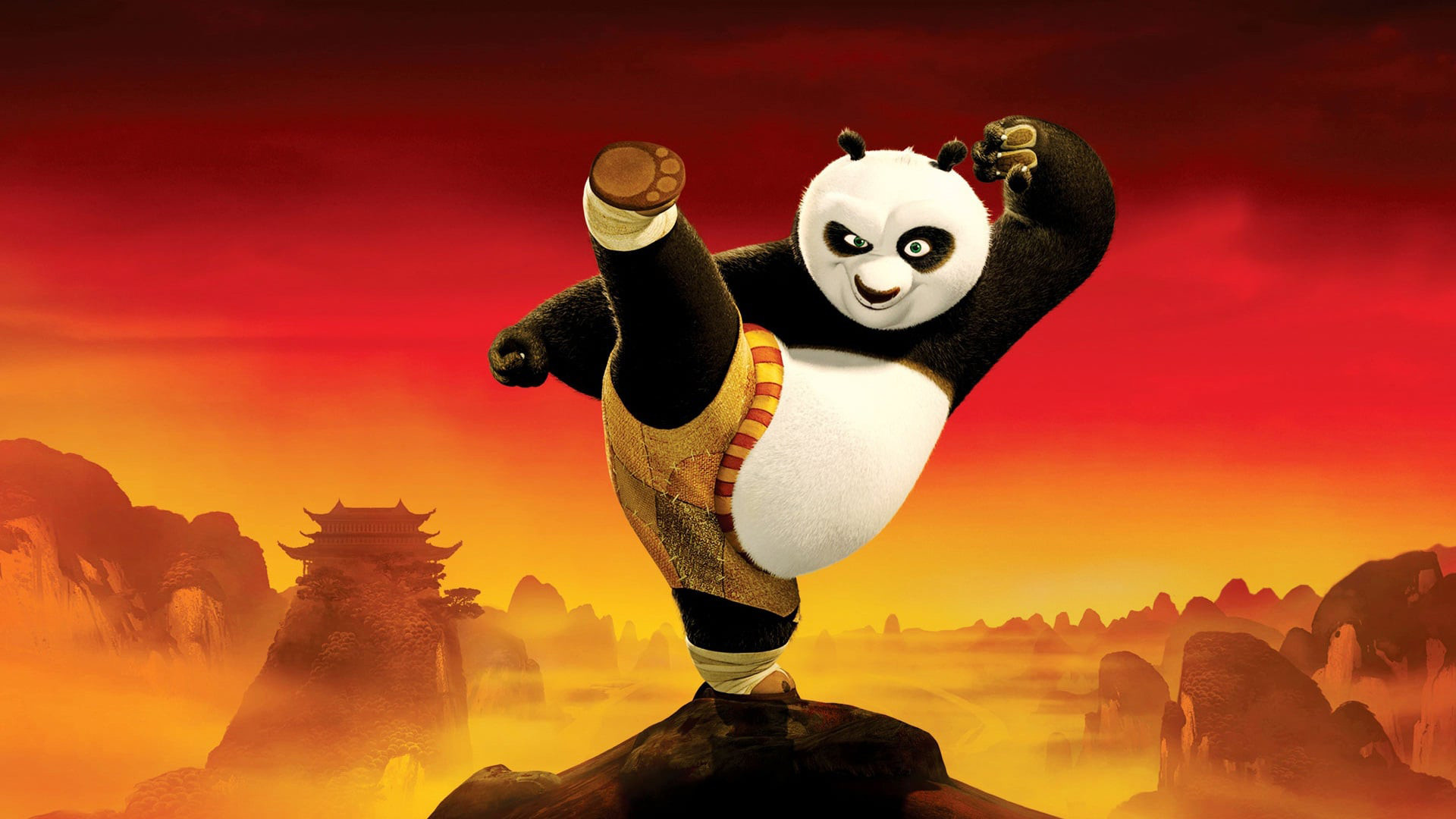 Res: 1920x1080, Kung Fu Panda 3 Free Wallpapers for Desktop   HD Movie Wallpapers