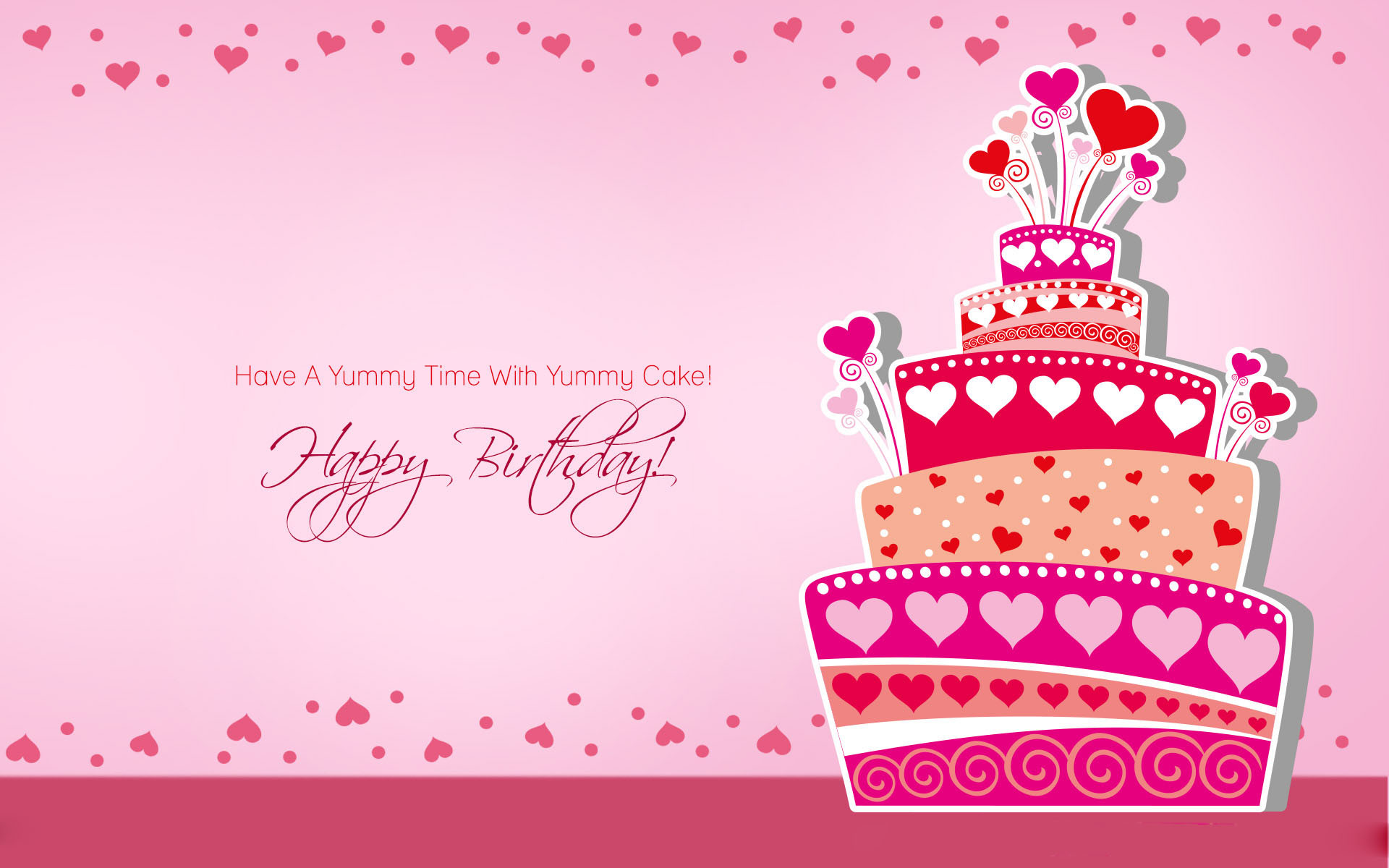 Res: 1920x1200, Download Happy Birthday HD Desktop Wallpapers and HQ Pictures -  megahdwall.com