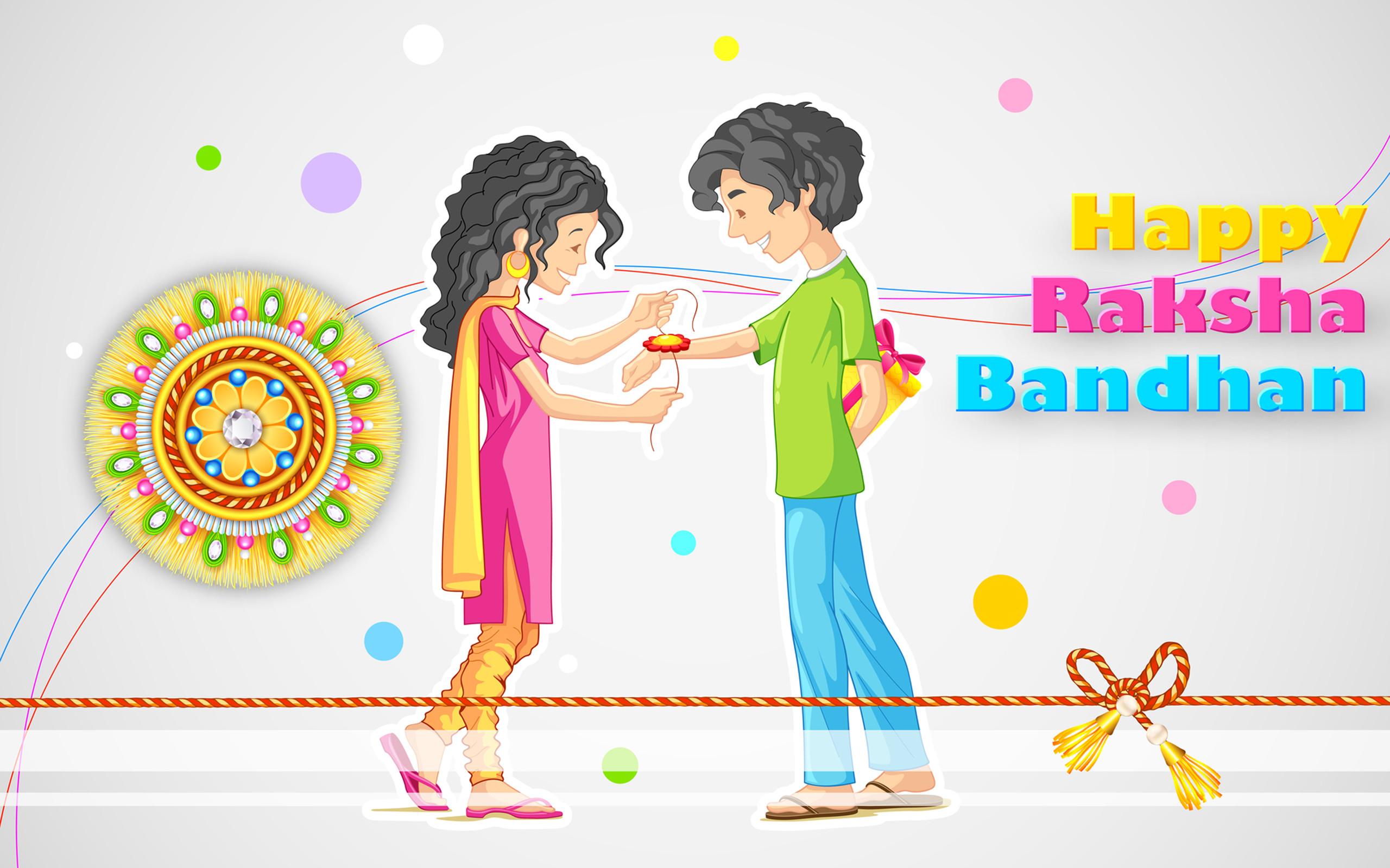 Res: 2560x1600, Download – Raksha Bandhan Image ...