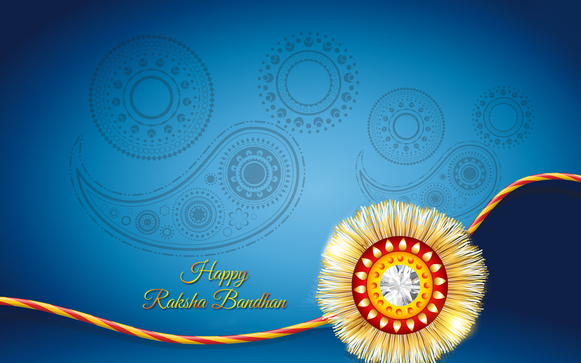 Res: 1920x1200, Happy Rakhi 2014 HD Wallpaper Raksha Bandhan, Brother, Sister, Rakhi,  Wallpapers, Wishes, Greetings, Images, Cute, Cartoon, Tied Rakhi, Latest, HD
