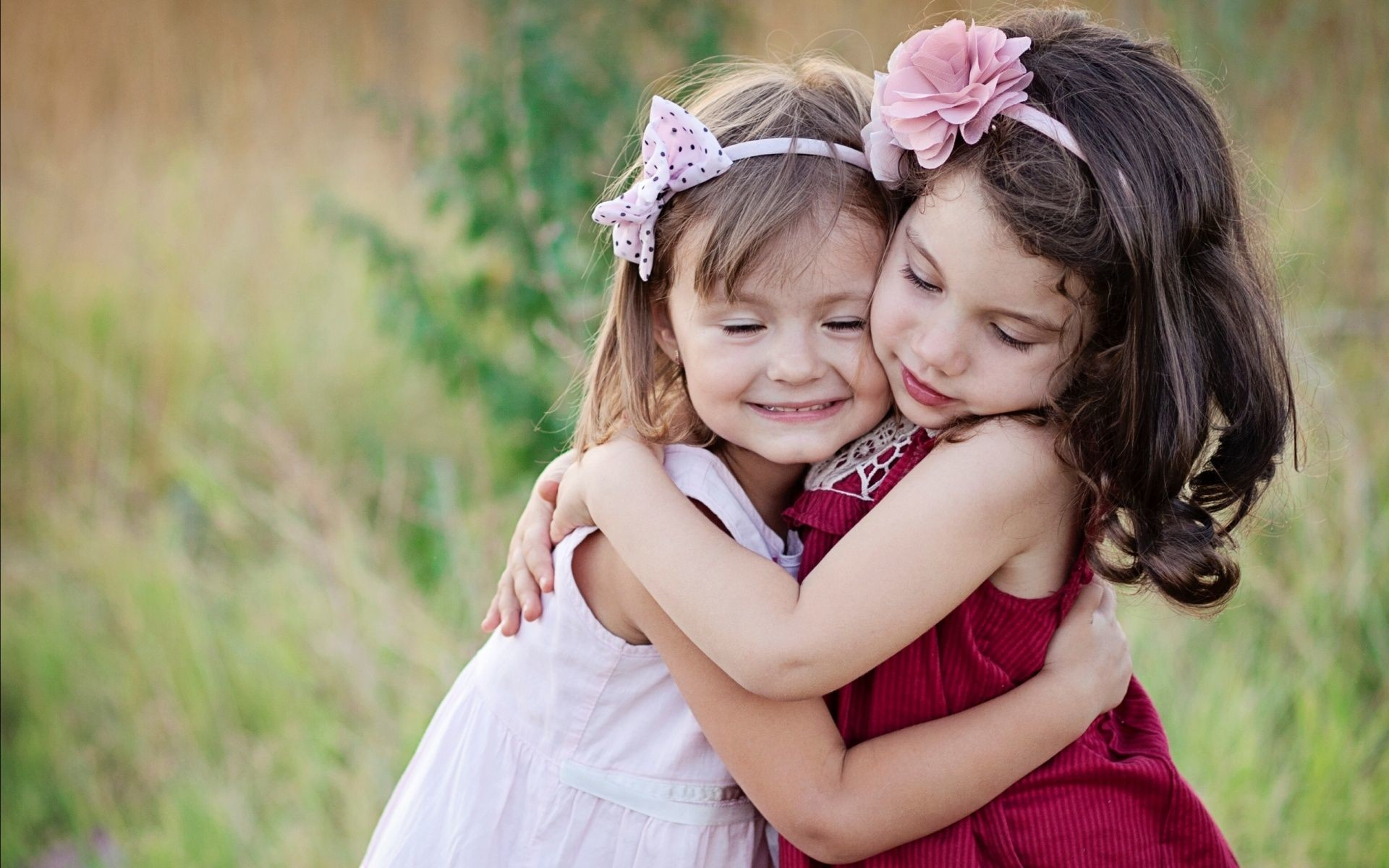 Res: 1920x1200, Cute two little angels love