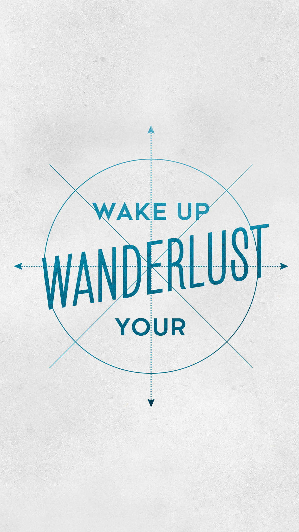 Res: 1242x2208, Wake Up Your Wanderlust: Mobile // Desktop