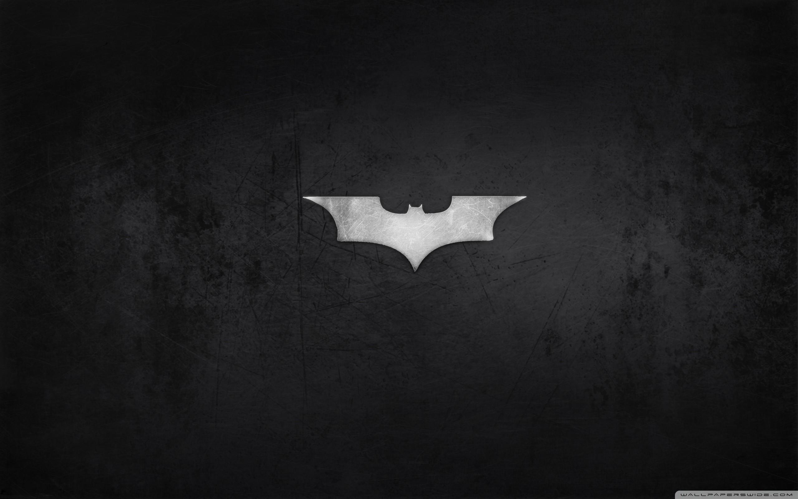 Res: 2560x1600, Batman Logo HD Wide Wallpaper for 4K UHD Widescreen desktop & smartphone